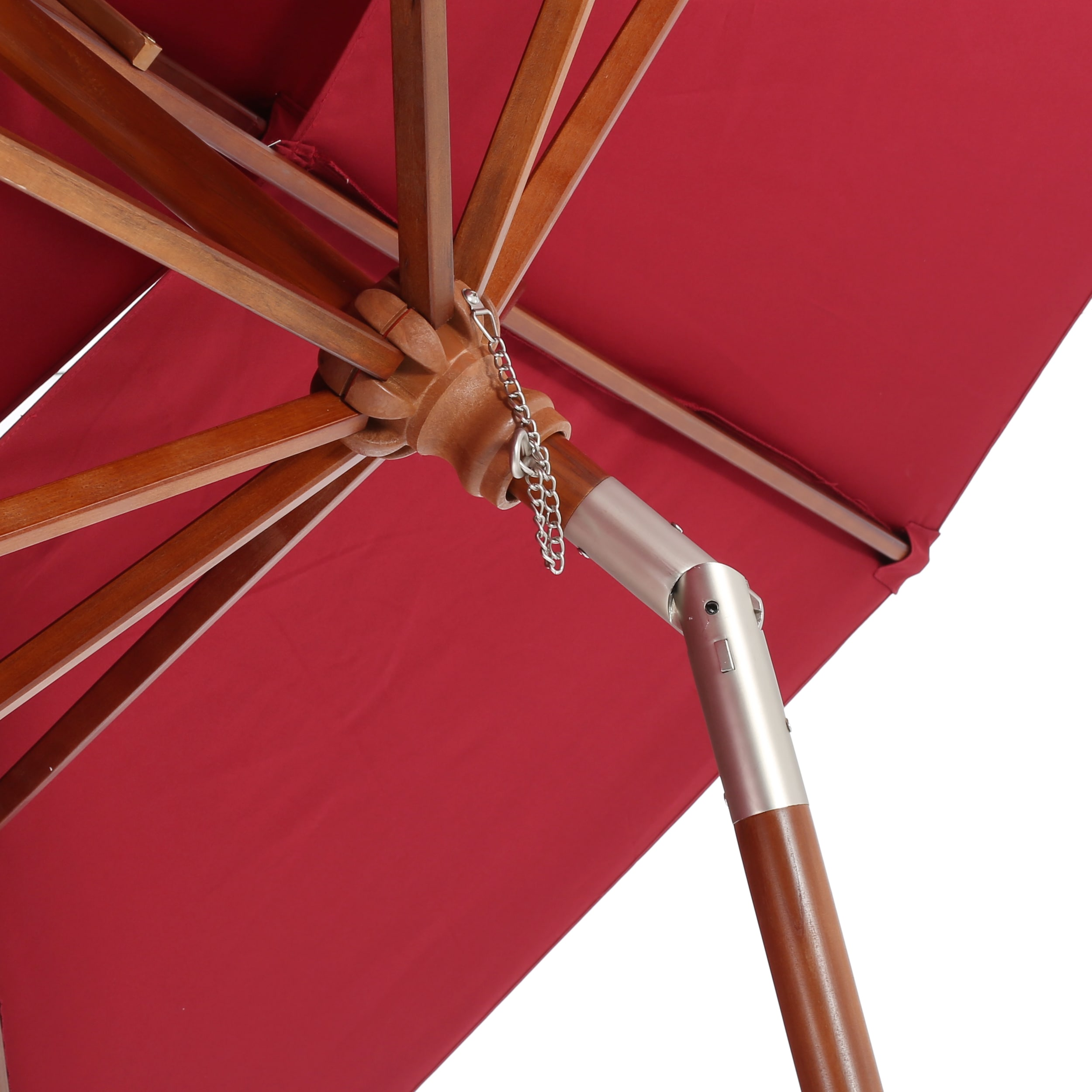 Toluca 8.75-foot Tilt Canopy Umbrella by Christopher Knight Home Outdoor - Free Shipping Today - Overstock - 18139806 & Toluca 8.75-foot Tilt Canopy Umbrella by Christopher Knight Home ...