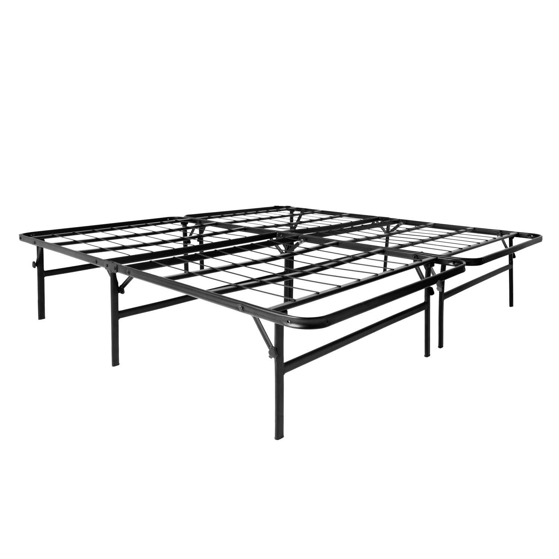 Shop Brookside Foldable Bed Frame Mattress Foundation 18 Inch