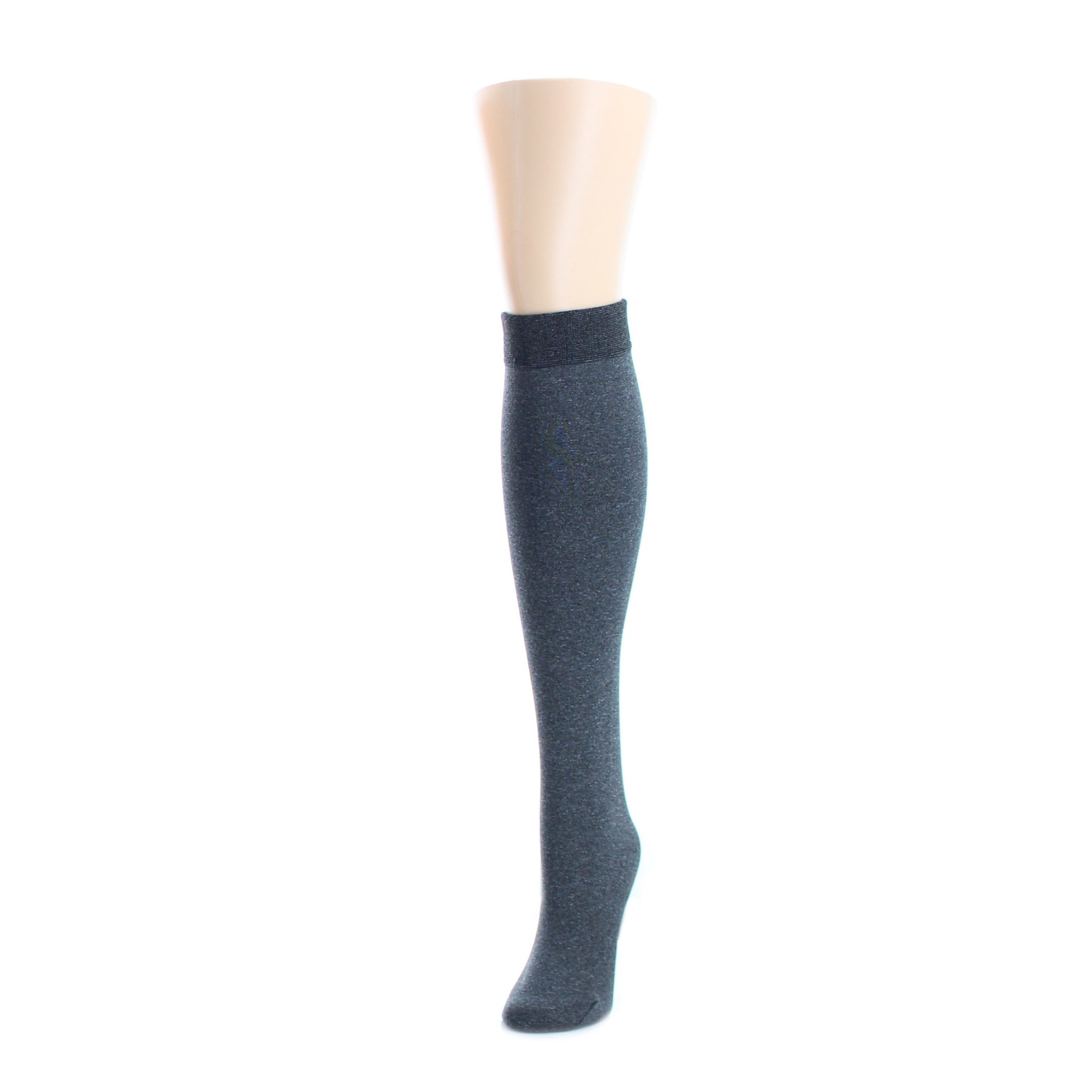 1d1720ff4a1 Shop Memoi Women s Heather Plush Lined Fleece Knee High - Free Shipping On  Orders Over  45 - Overstock - 11141524