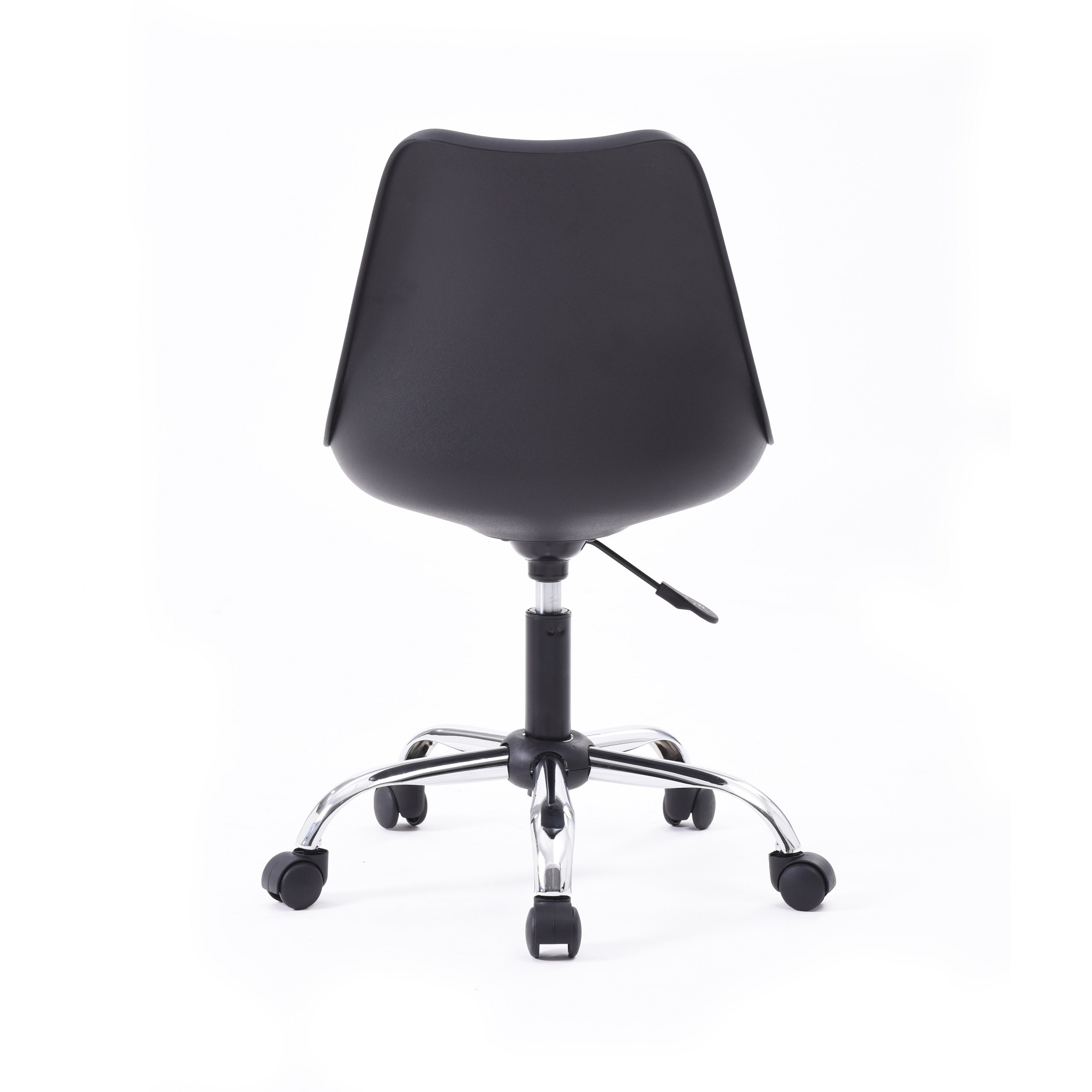 Shop Hodedah Armless Office Chair   Free Shipping Today   Overstock.com    11142985