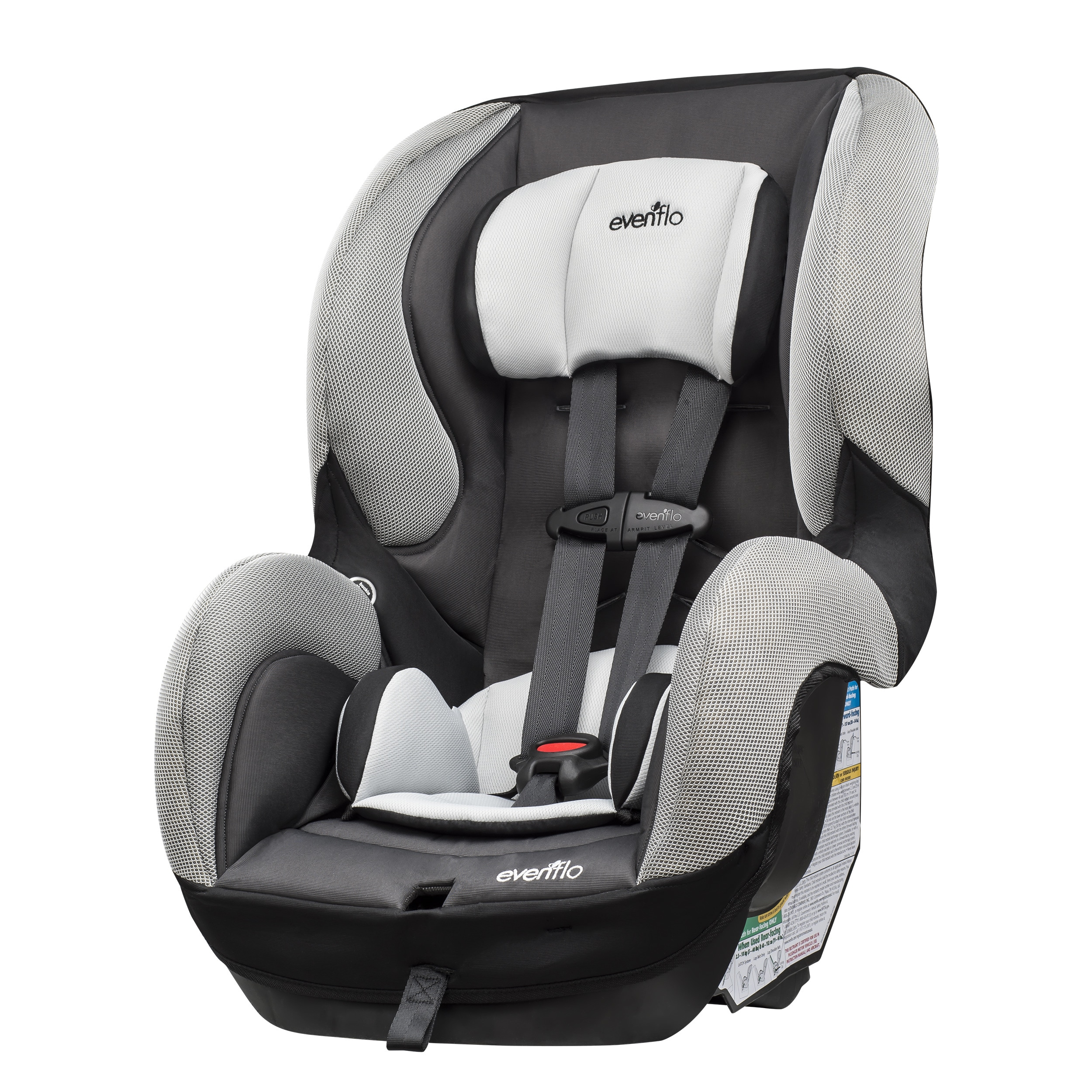 Evenflo Sureride 65 Dlx Convertible Car Seat In Windsor Free Shipping Today 11148794