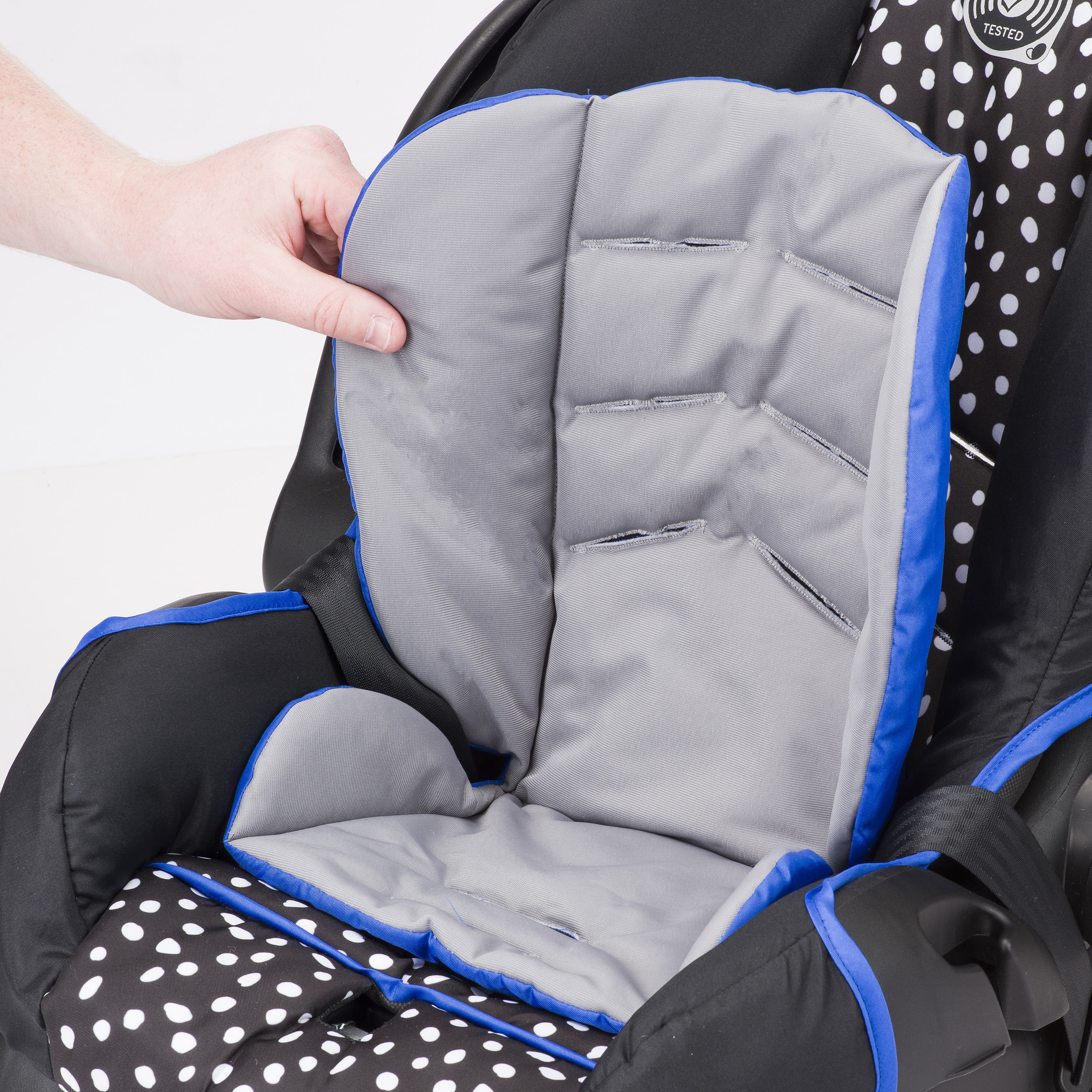 Evenflo Vive Hayden Dot Embrace Travel System - Free Shipping Today ...