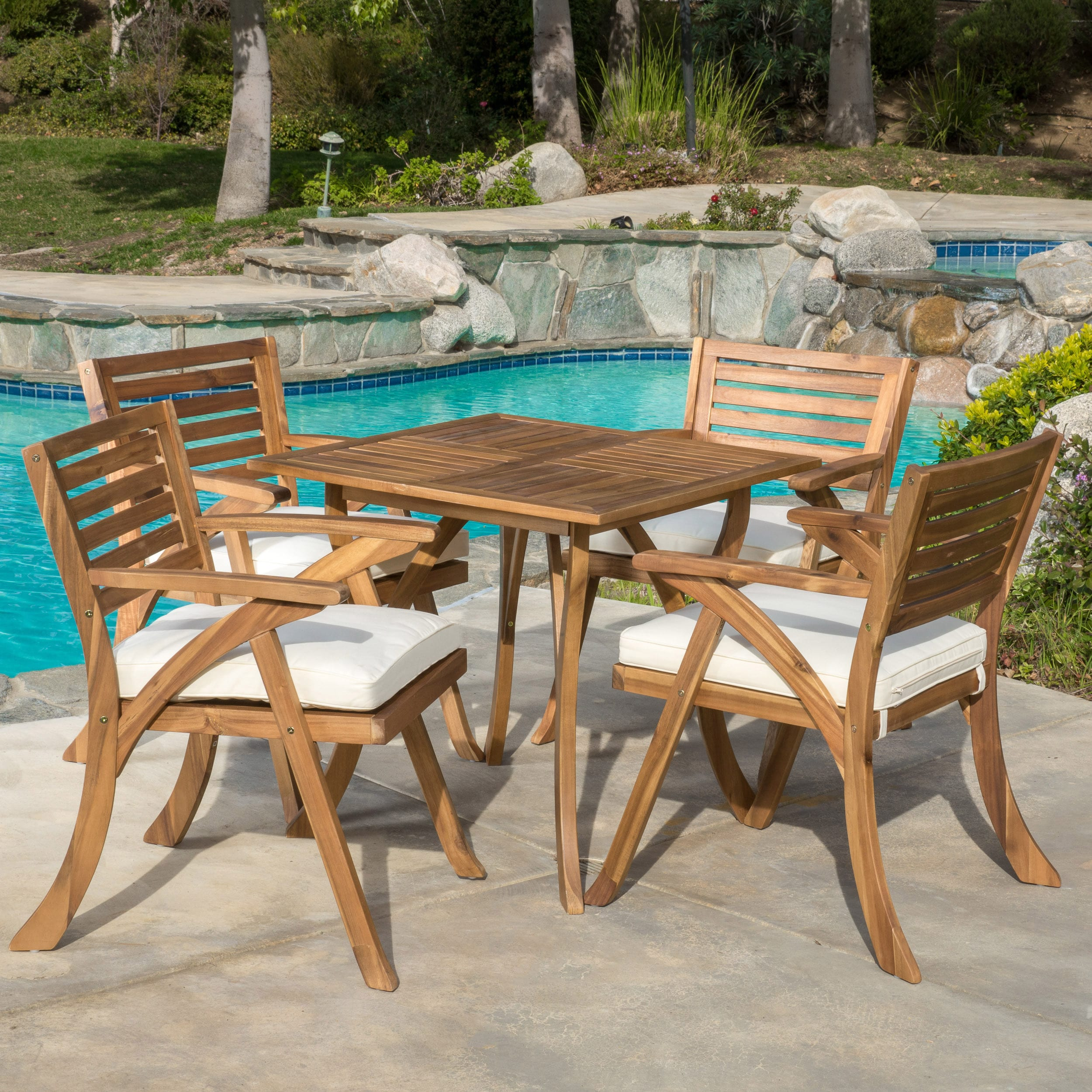 Christopher-Knight-Home-Outdoor-Hermosa-5-piece-Acacia-Wood-Dining-Set-with-Cushions-2e85292f-da13-4a0b-b233-6770c7aee724.jpg (2500×2500)