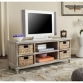Maison Rouge Seaton 4-Drawer Storage Entertainment Console