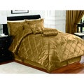 Braxton Gold 7-piece Comforter Set
