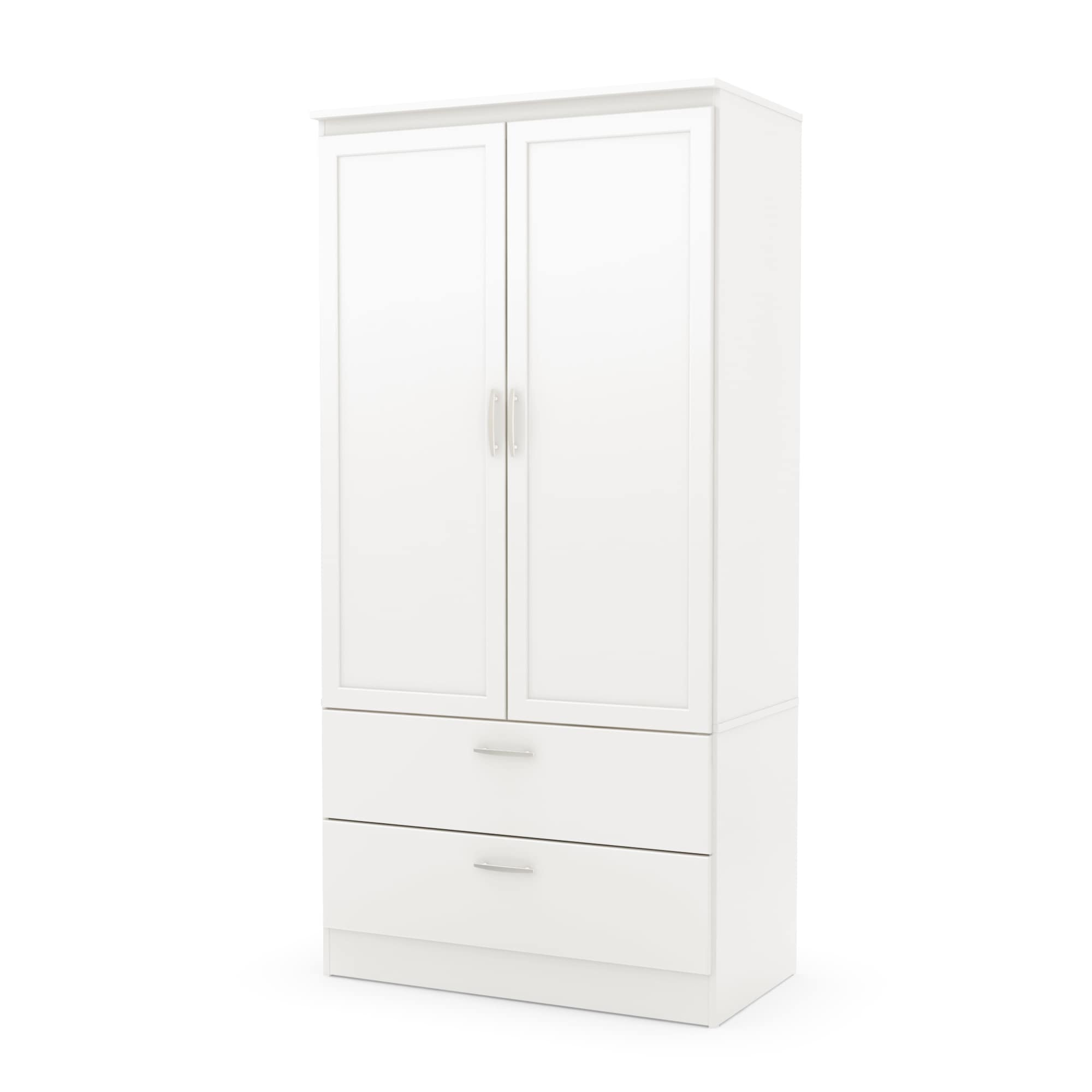 cabinet wood product white large wardrobe reclaimed washed armoire woodsburgh