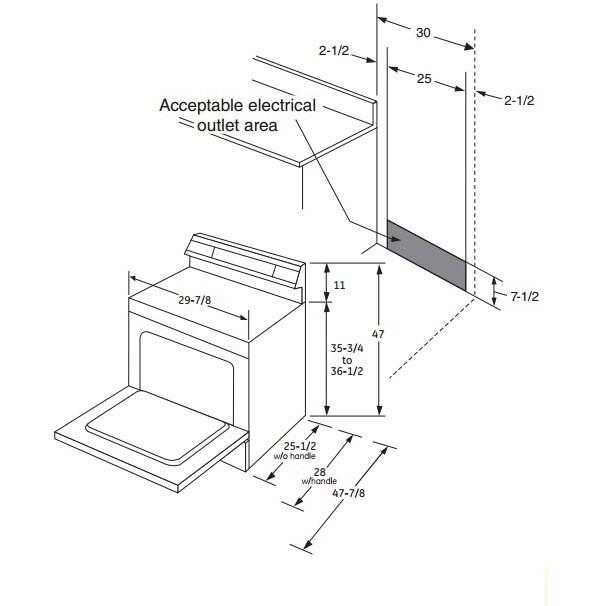 Shop Ge Profile Phb920sjss 30 Inch Freestanding Induction Range