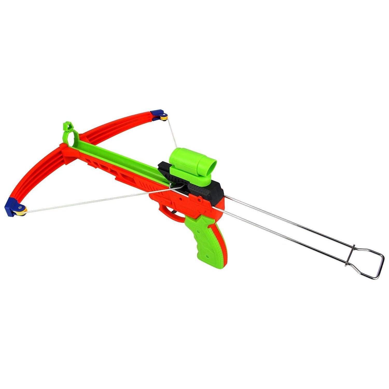 Velocity Toys Supreme Shooter Children's Kid's Toy Crossbow Dart Play Set