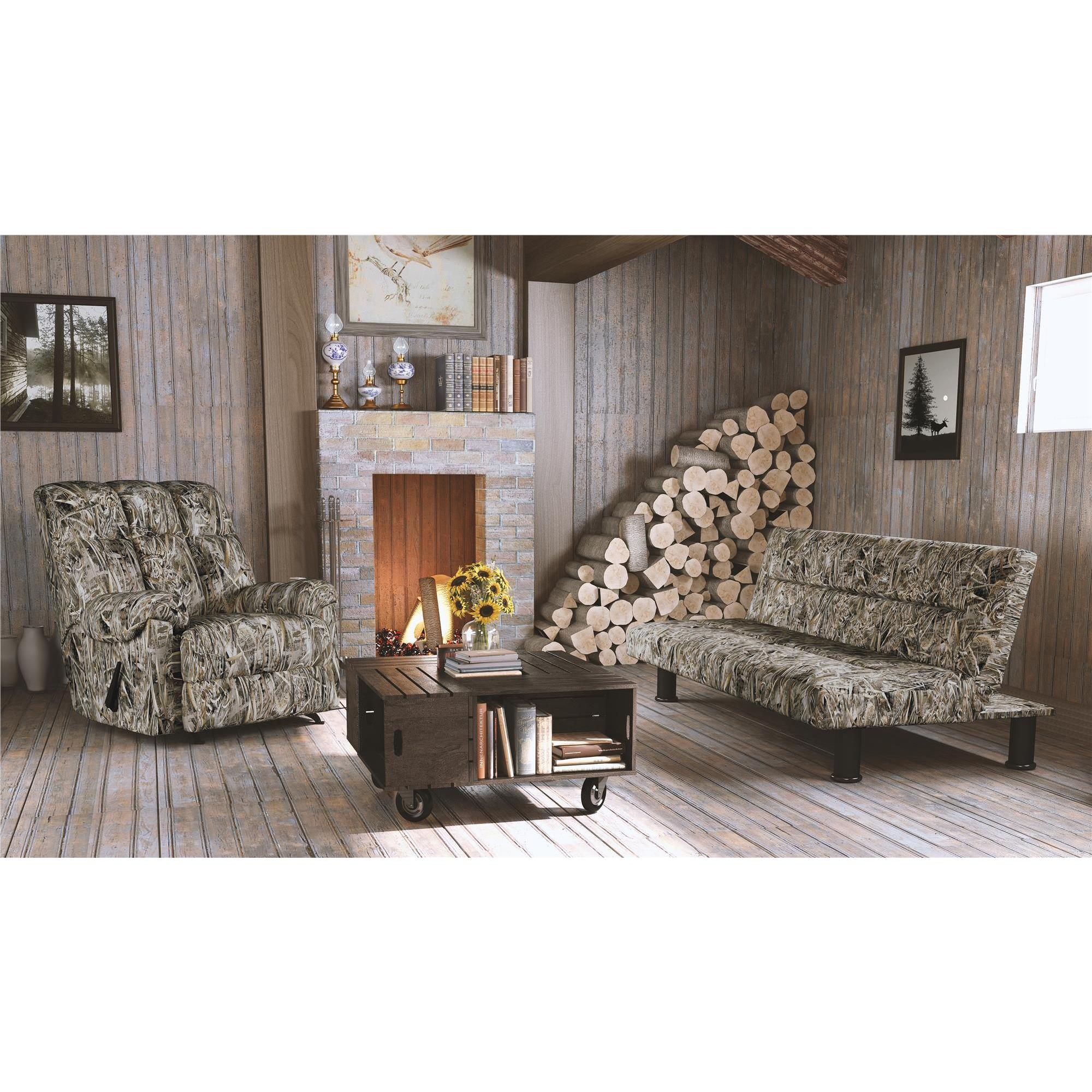 Dhp Realtree Max 5 Camouflage Futon Free Shipping Today Com 11178628