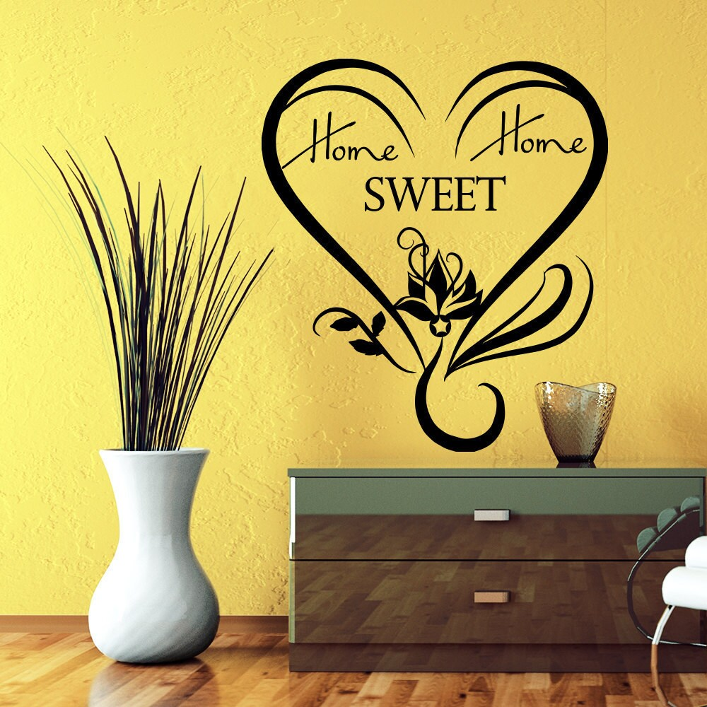 Happiness House Wall Art Decal Sticker - Free Shipping On Orders ...