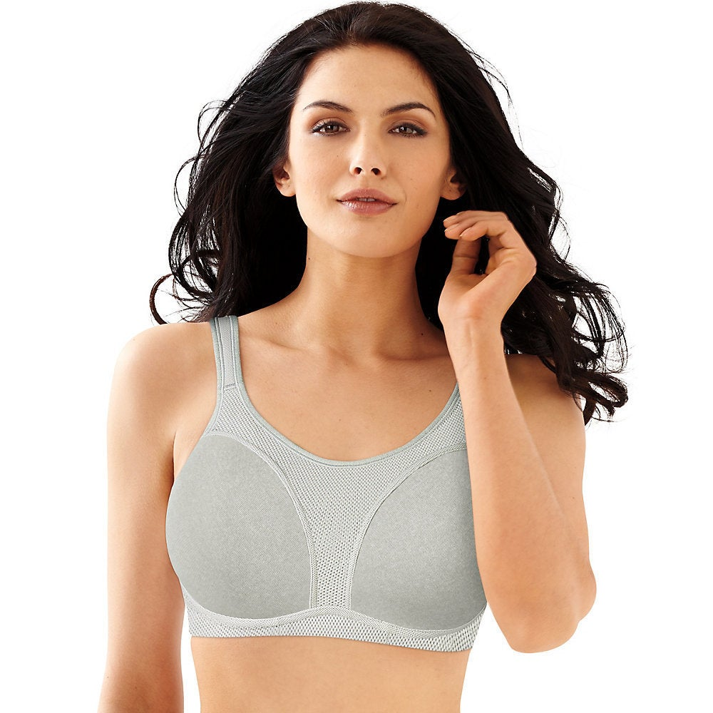 9119f221c23f8 Shop Bali Women s Active Extra Coverage Foam Wirefree Bra - Free Shipping  Today - Overstock.com - 11192843