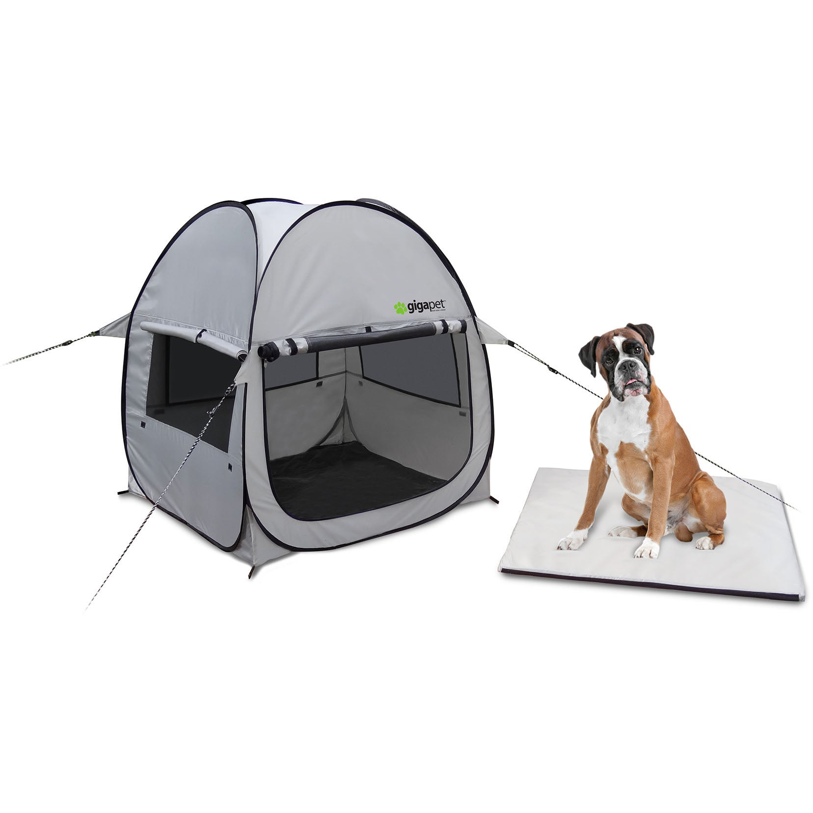 Gigatent Pop-up Pet Tent - Free Shipping On Orders Over $45 - Overstock.com - 18187397  sc 1 st  Overstock & Gigatent Pop-up Pet Tent - Free Shipping On Orders Over $45 ...