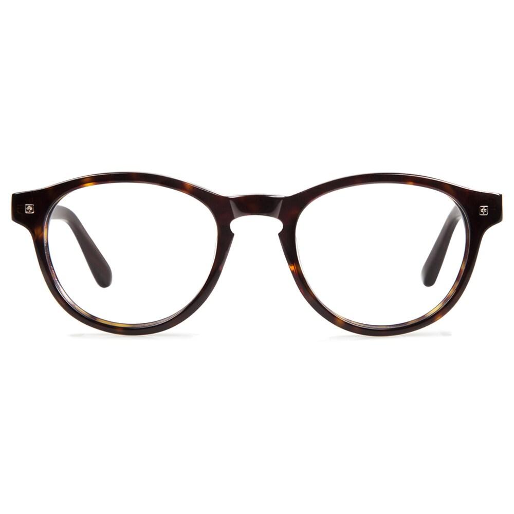 449ca1a4c34 Shop Cynthia Rowley Eyewear CR5009 No. 39 Tortoise Round Plastic Eyeglasses  - Free Shipping Today - Overstock.com - 11204279