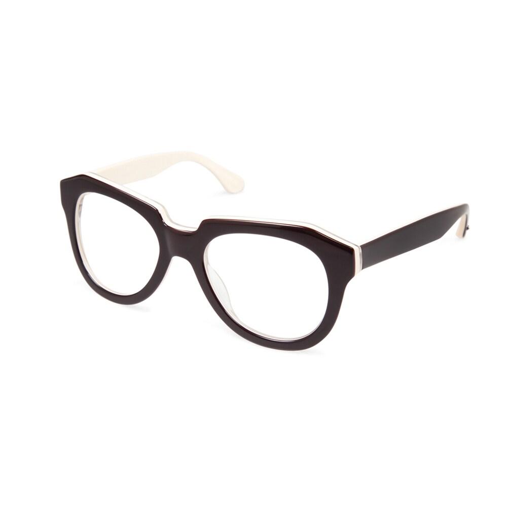 0c70ebee89c3 Shop Cynthia Rowley Eyewear CR5028 No. 81 Black Fashion Plastic Eyeglasses  - Free Shipping Today - Overstock.com - 11206336