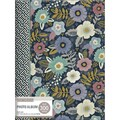 K&Company 3 Up Spiral Memo Photo Album  Simple Floral