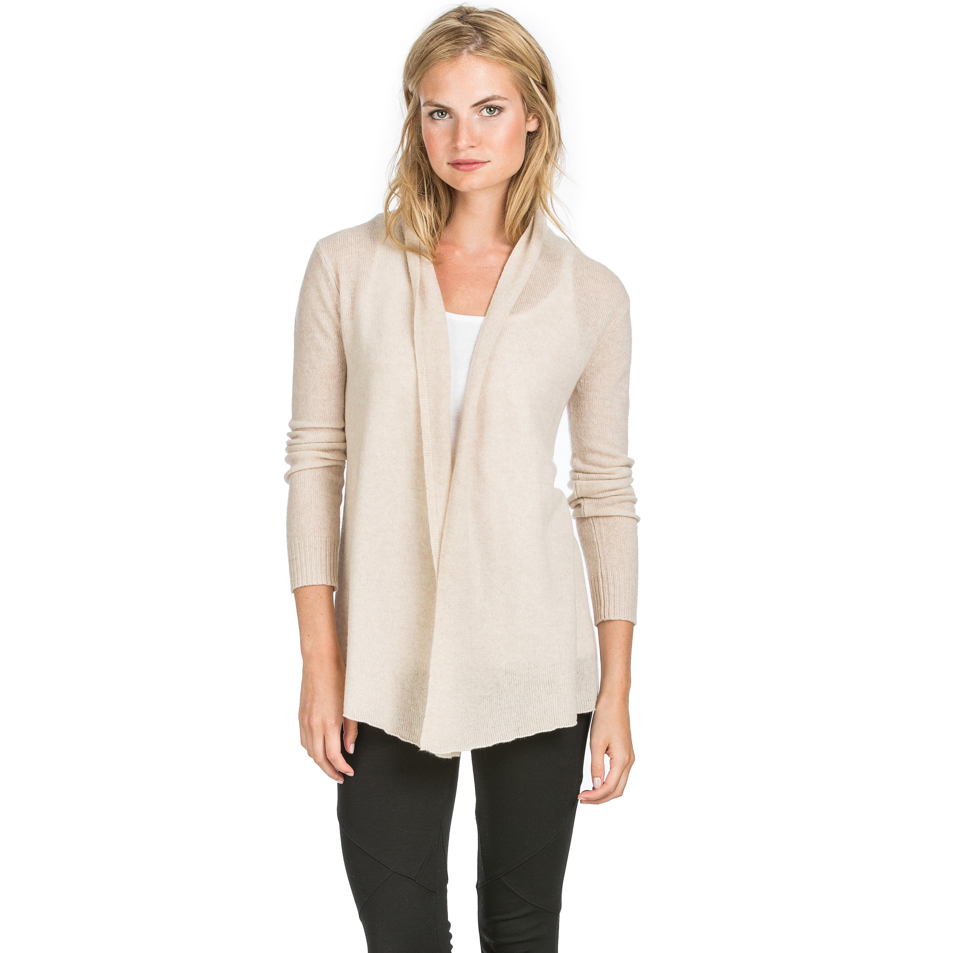 sweater nordstrom cashmere drapes rack shop product wool drape vince cardigan of front image