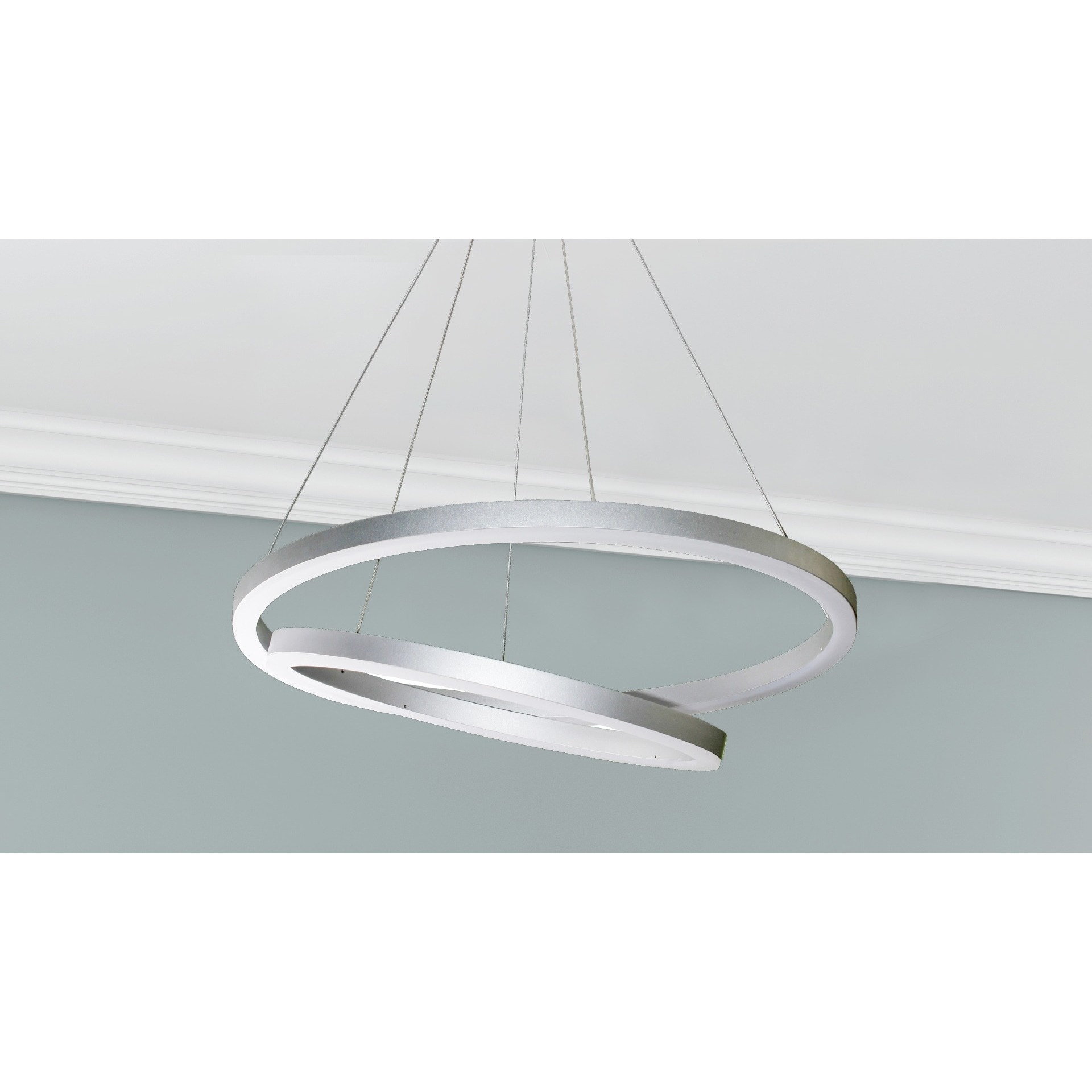 VONN Lighting VMC AL Tania Duo 24 inch LED Modern Circular