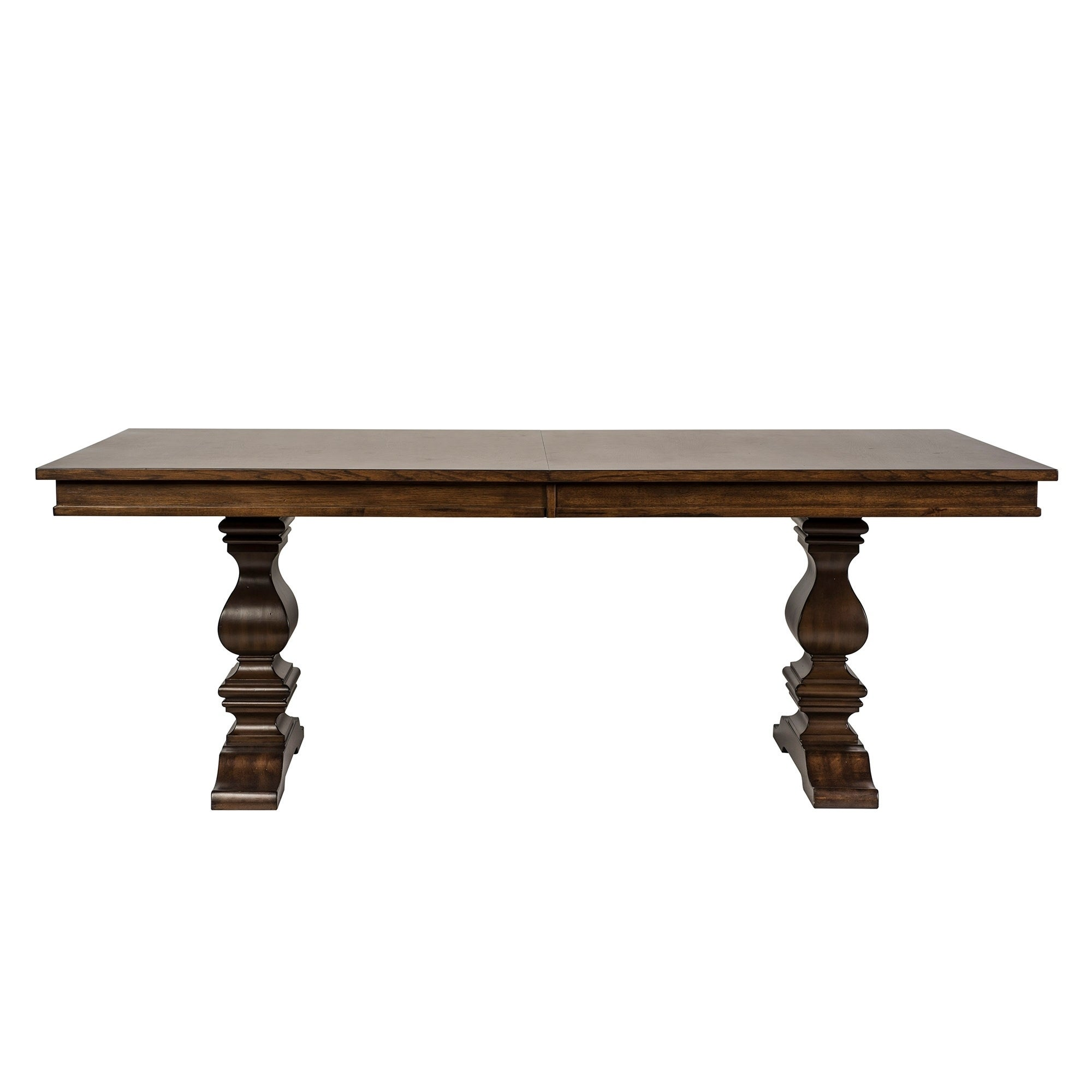 and gardiner pedestals desk trestle room classic furniture legacy dining table products x by wolf with