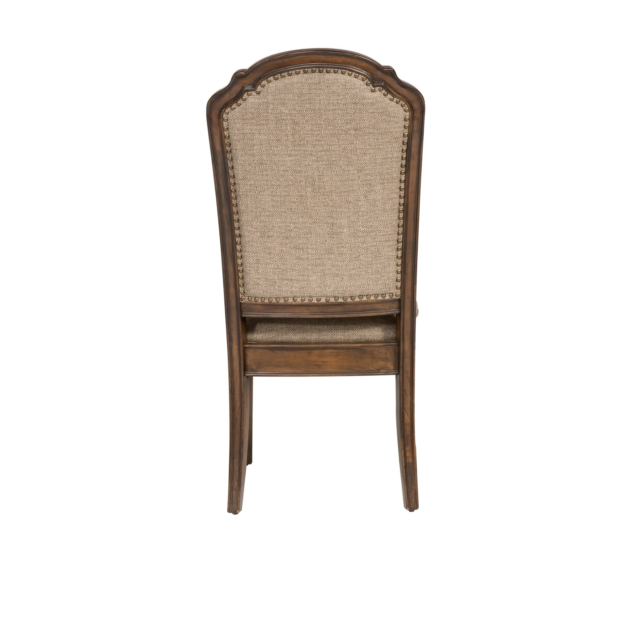 Shop Amelia Antique Toffee Tufted Back Upholstered Dining Chair