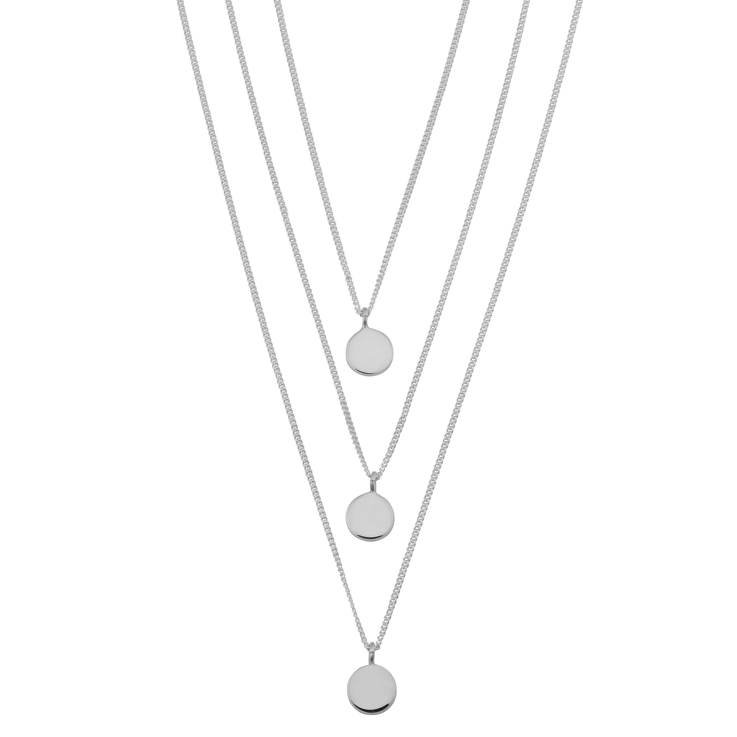 tier nadri product modesens necklace silver pendant