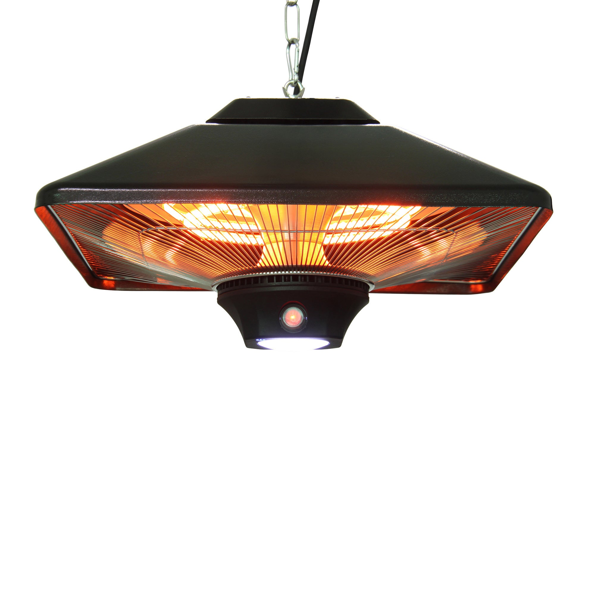 EnerG HEA 2188LEd B Hanging Electric Infrared Outdoor Heater