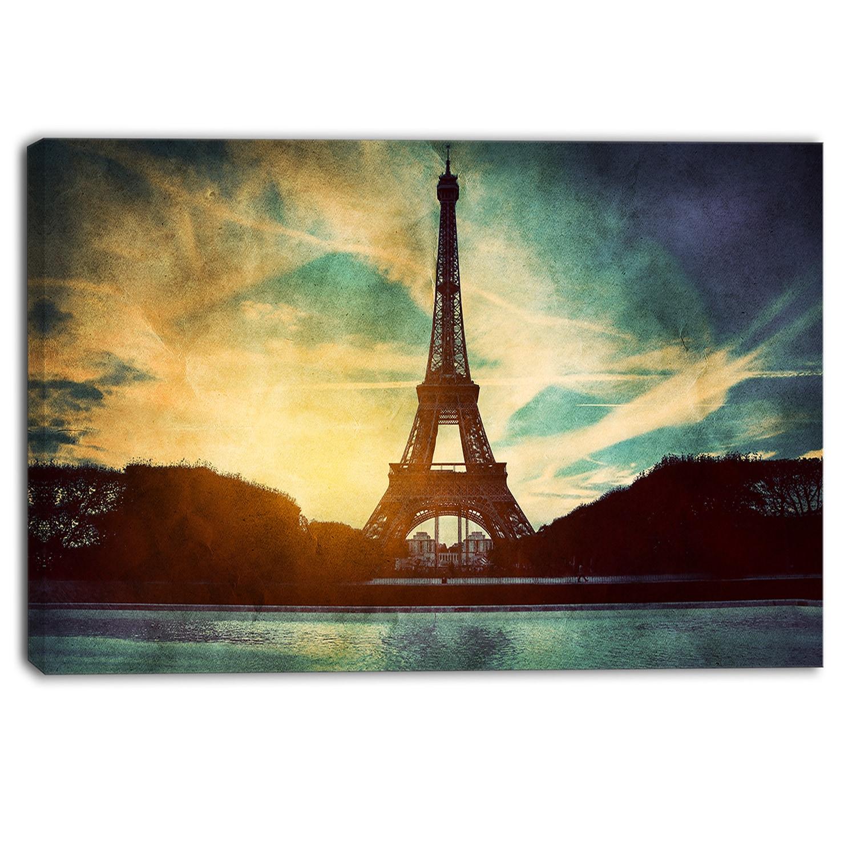 Dorable Eiffel Tower Vinyl Wall Art Photos - Art & Wall Decor ...