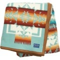 Pendleton 51128 Chief Joseph Aqua Throw