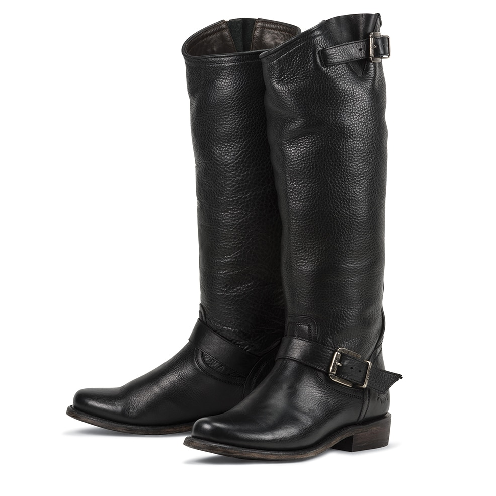 ed0bc10e19a Black Star VIRGO (Black) Women's Western Fashion Boots