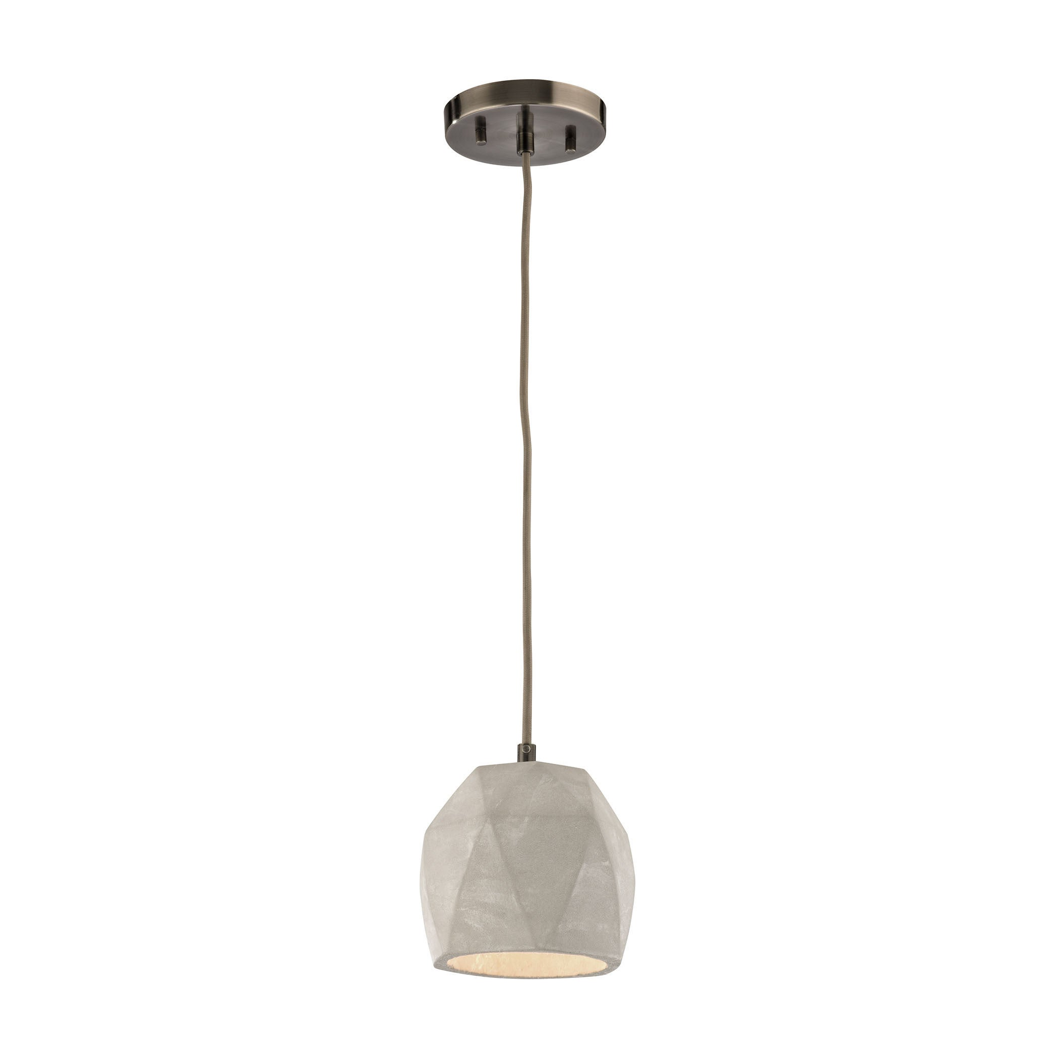 of pendant large concrete light dome shades natural products