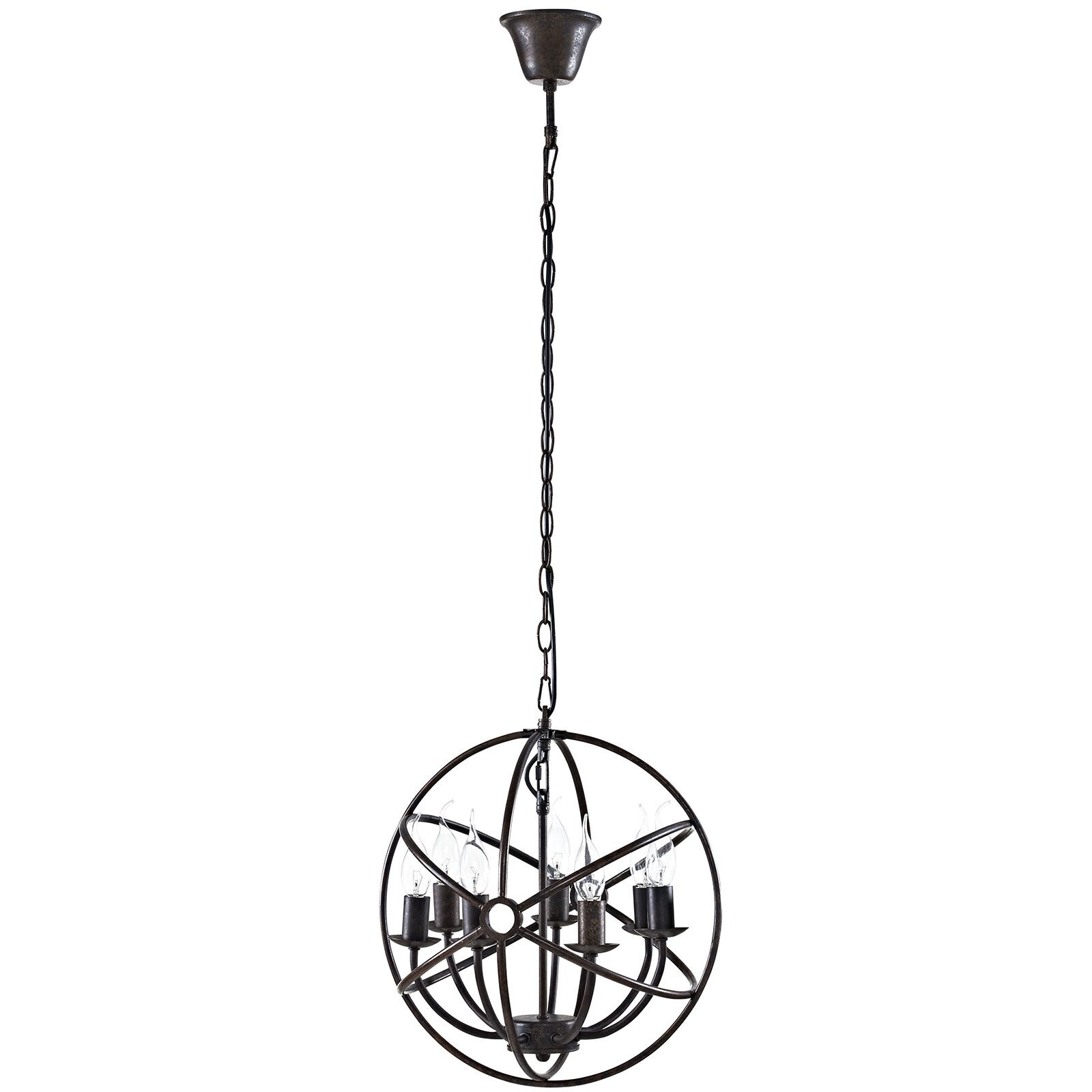 Atom Chandelier Free Shipping Today Overstock