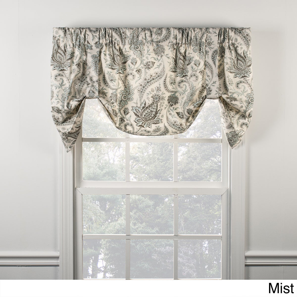 shade curtains ombre marburn valance tie products up blue