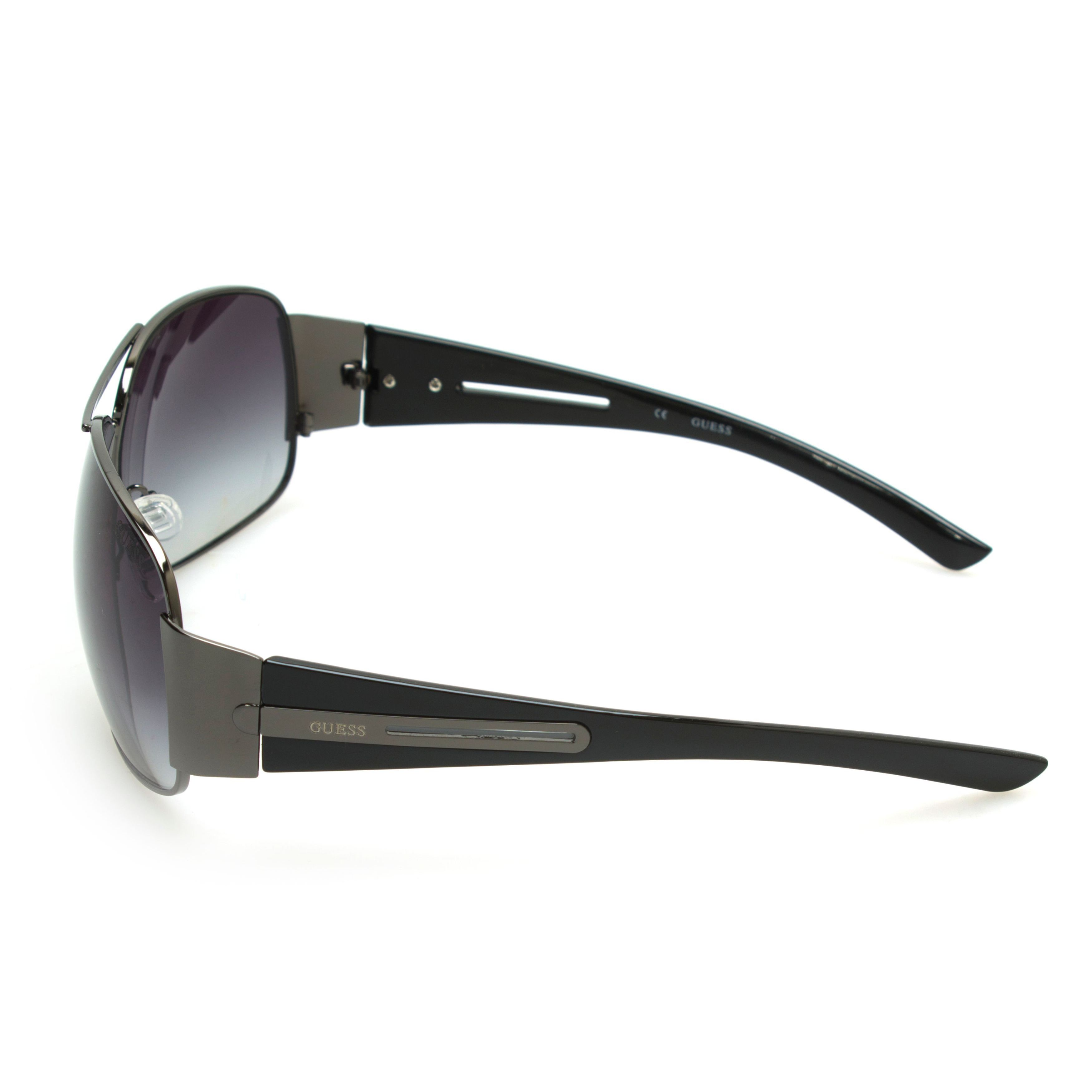 GUESS GF0143 Beige Metal Round Frame Men\'s Sunglasses - Free ...
