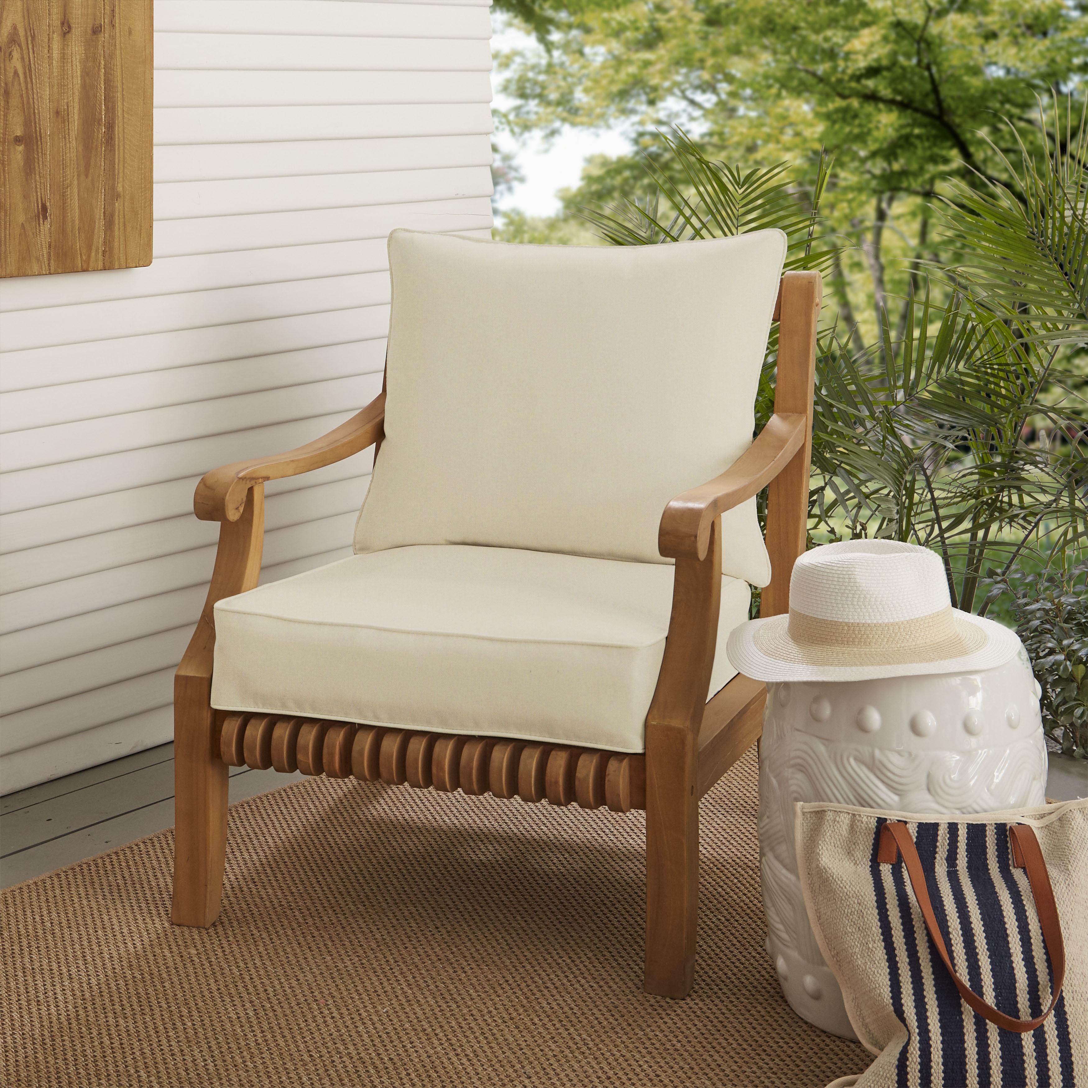 Shop Havenside Home Morgantown Ivory Indoor Outdoor Corded Chair
