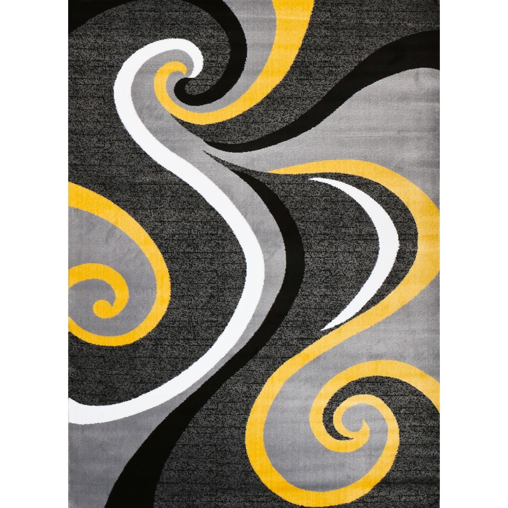 Persian Rugs Modern Trendz Collection Yellow Rug Ships To Canada Ca 11353943
