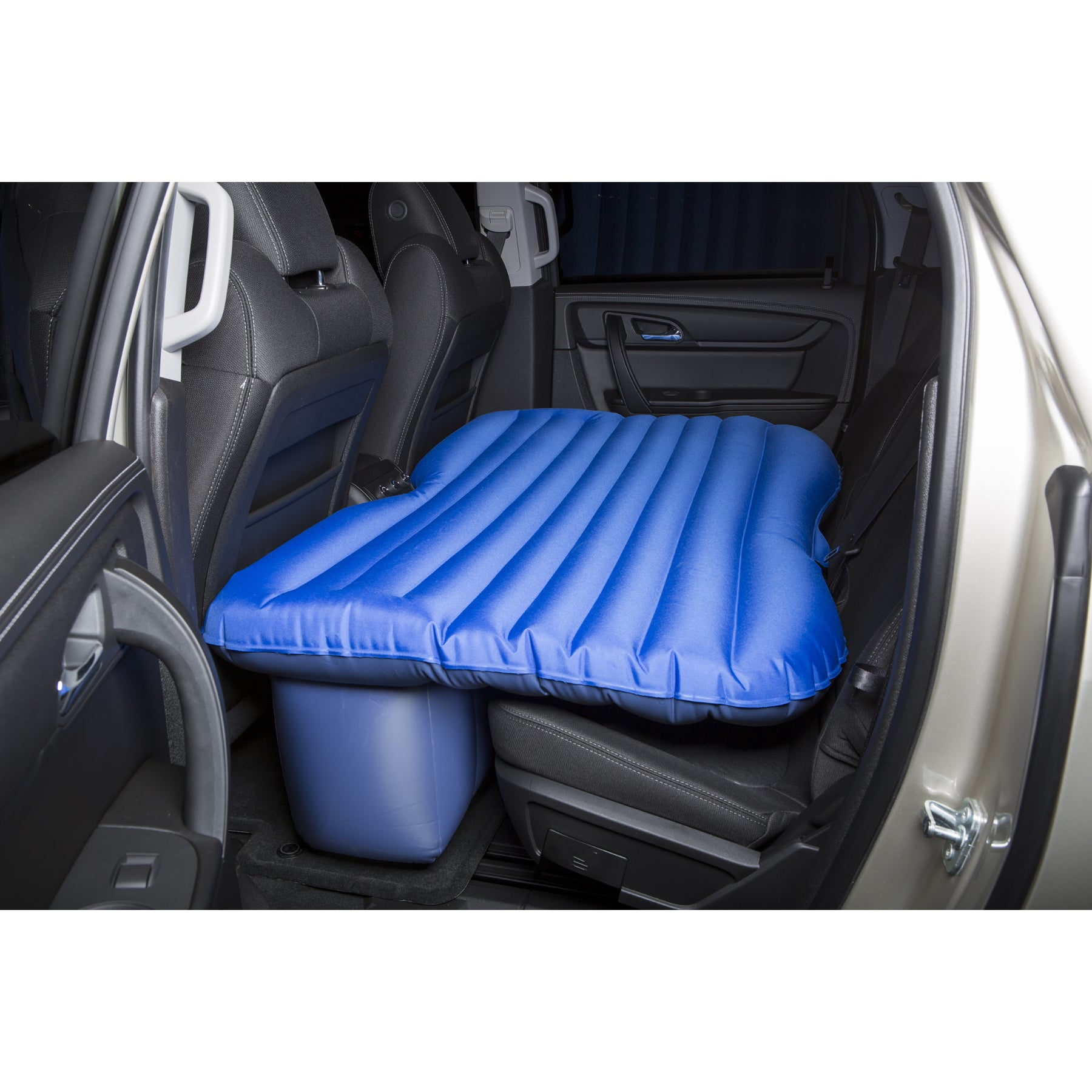 mattressairbedz mattress truck airbedz blue ppi frontier original nissan air bed tents