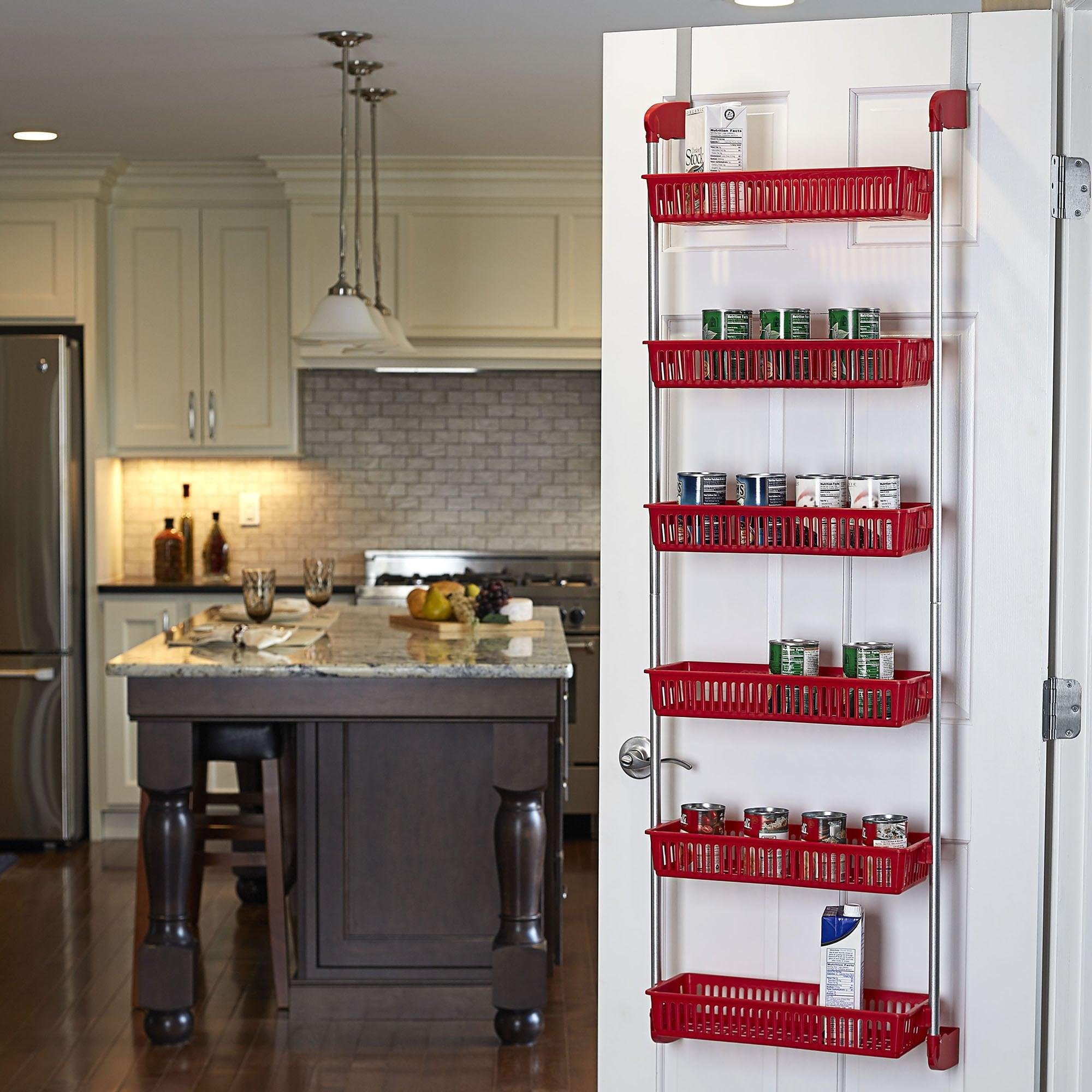 door closet products cabinet sauder bridge organizer storage cannery