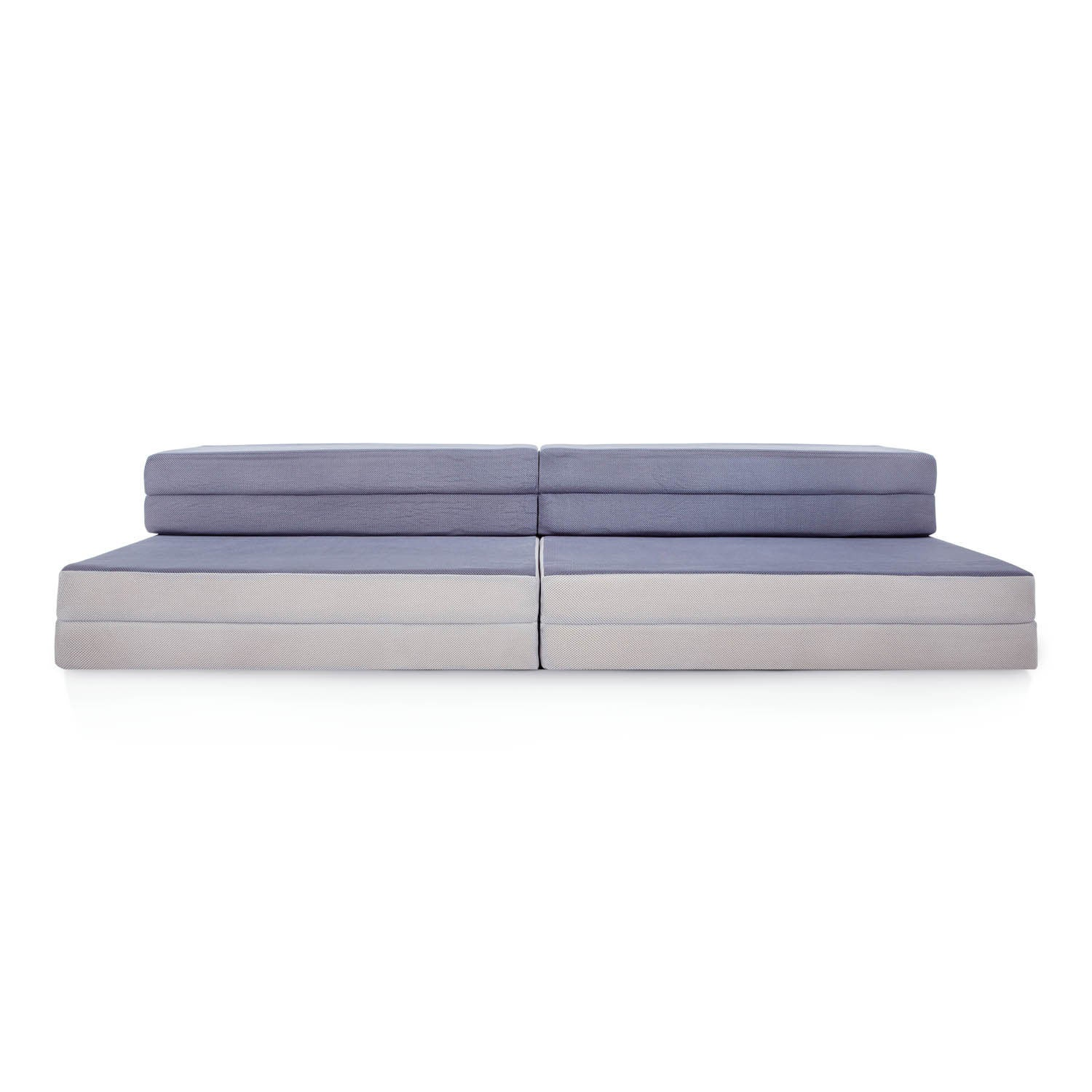 Lucid Convertible Folding Foam Sofa Bed On Free Shipping Today 11373763