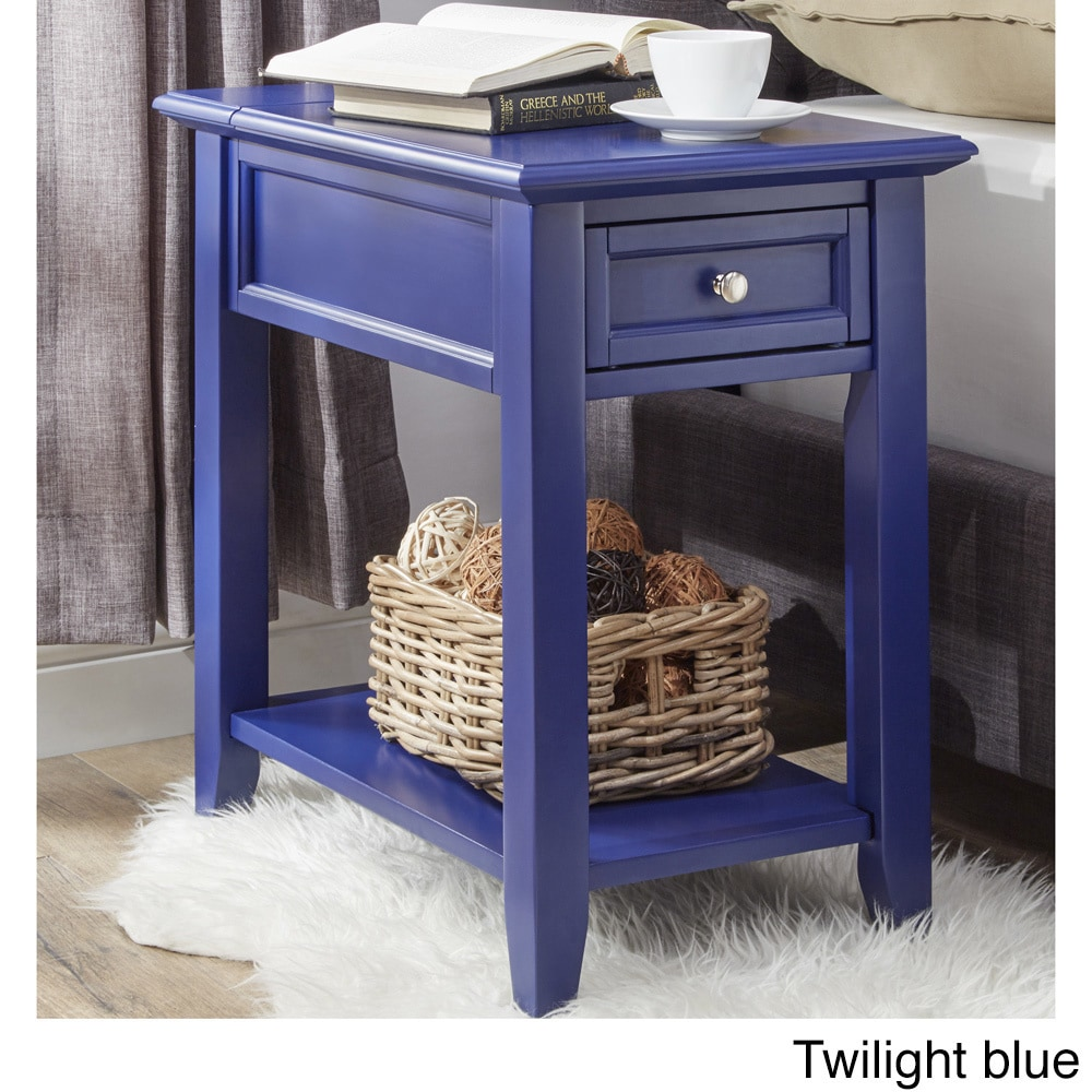 media drawer with nightstand penelope bedside australia table elm west drawers