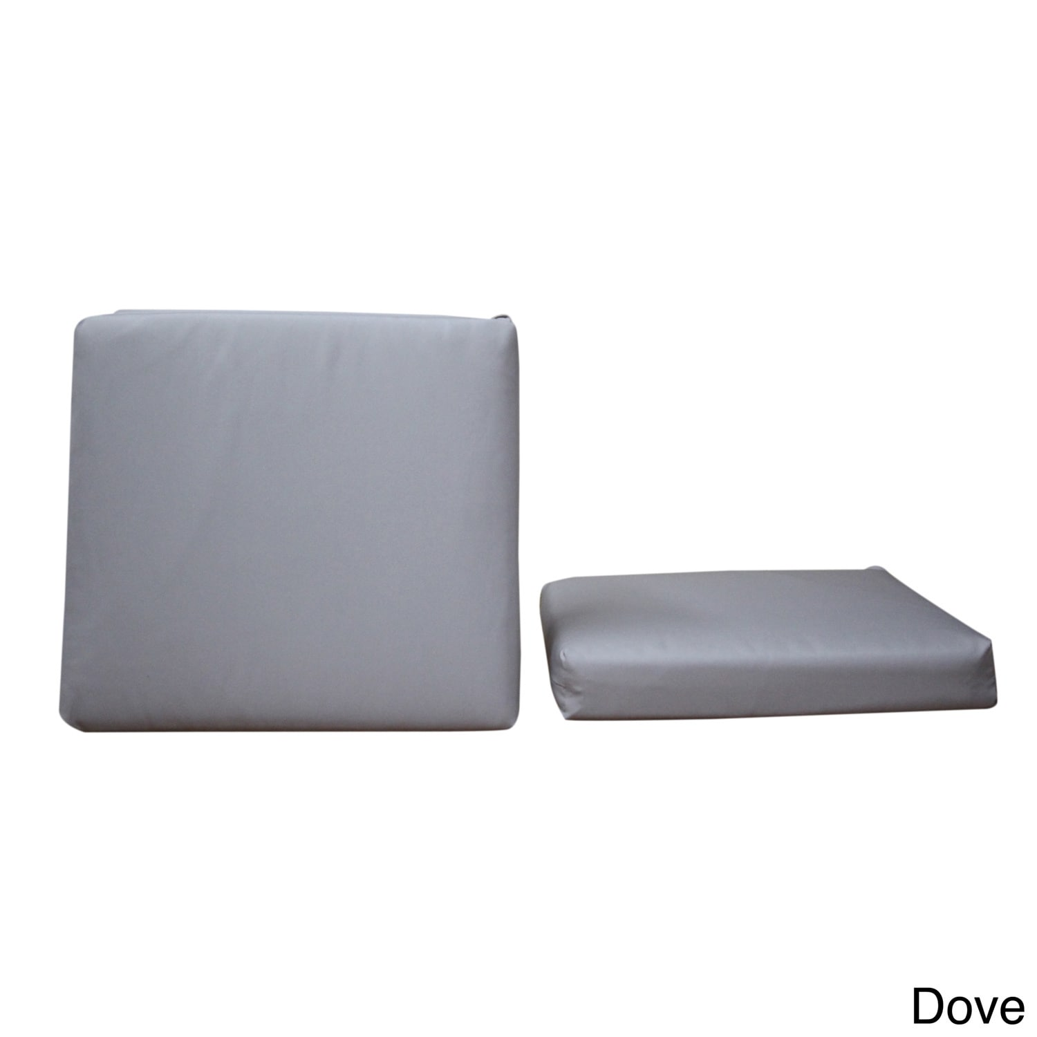 Bellini Knife Edge Seat Cushions Set Of 2