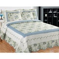 Mayflower Dawn 3-piece Quilt Set