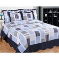 Miles and Miles 3-piece Quilt Set