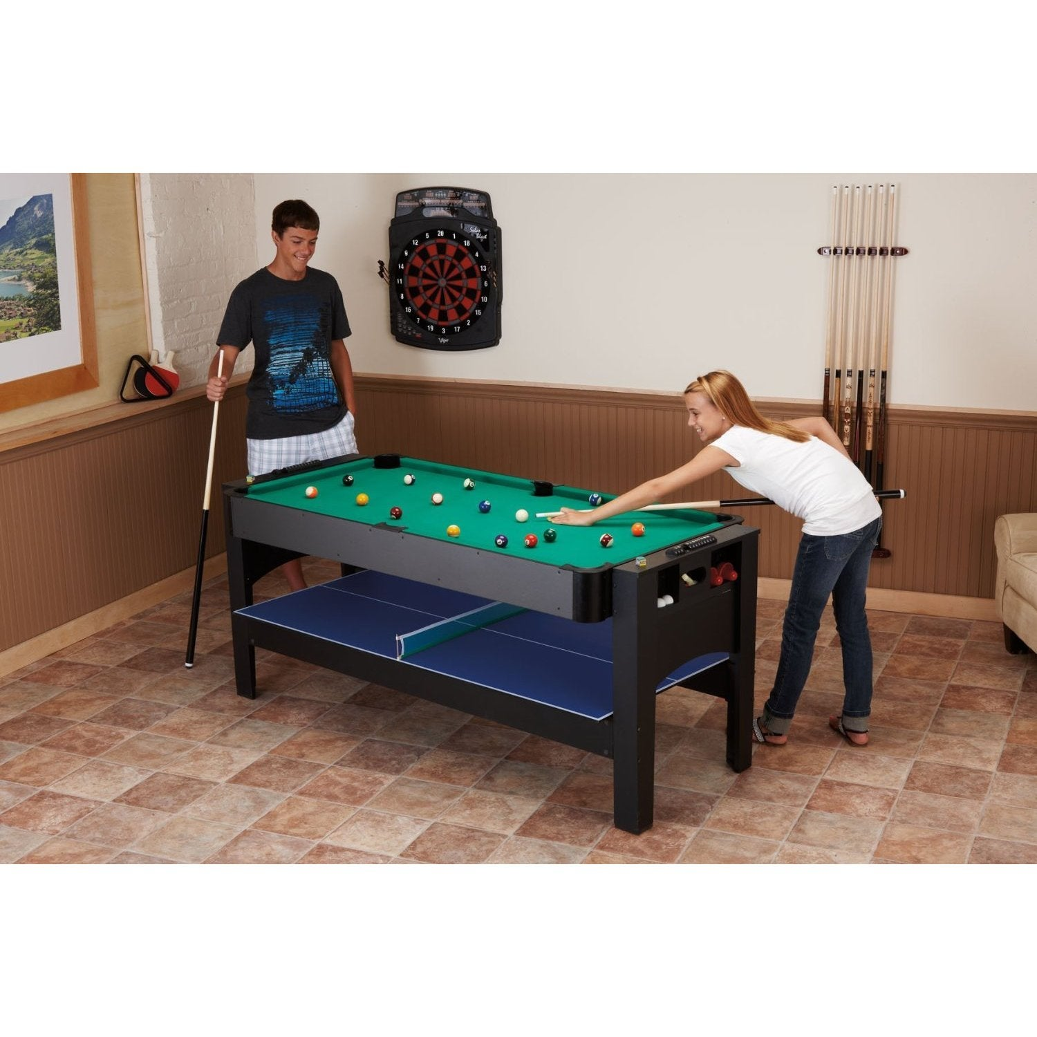 Shop Fat Cat Original In Foot Pockey Table Billiards Air - Six foot pool table