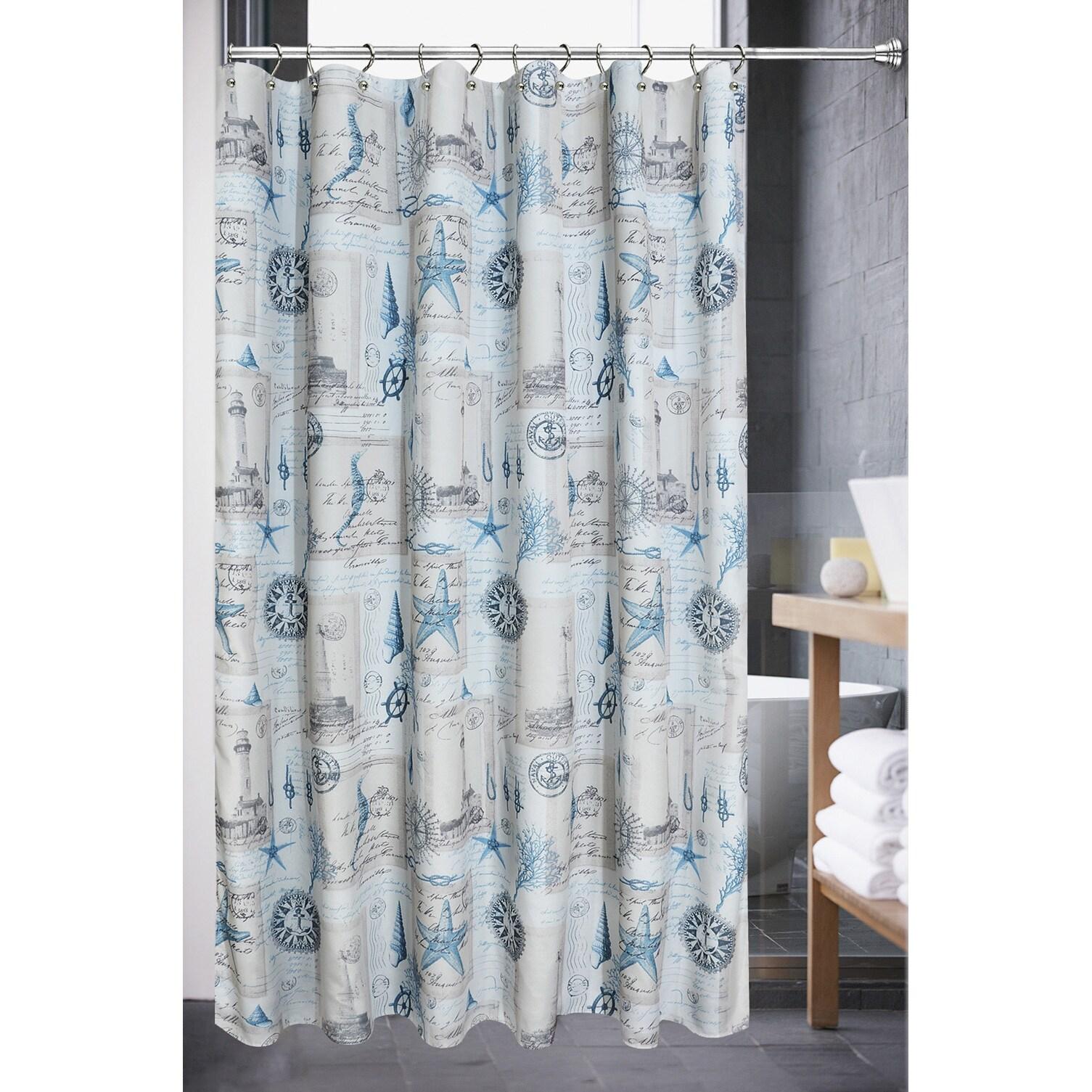 Shop Sail Away Shower Curtain