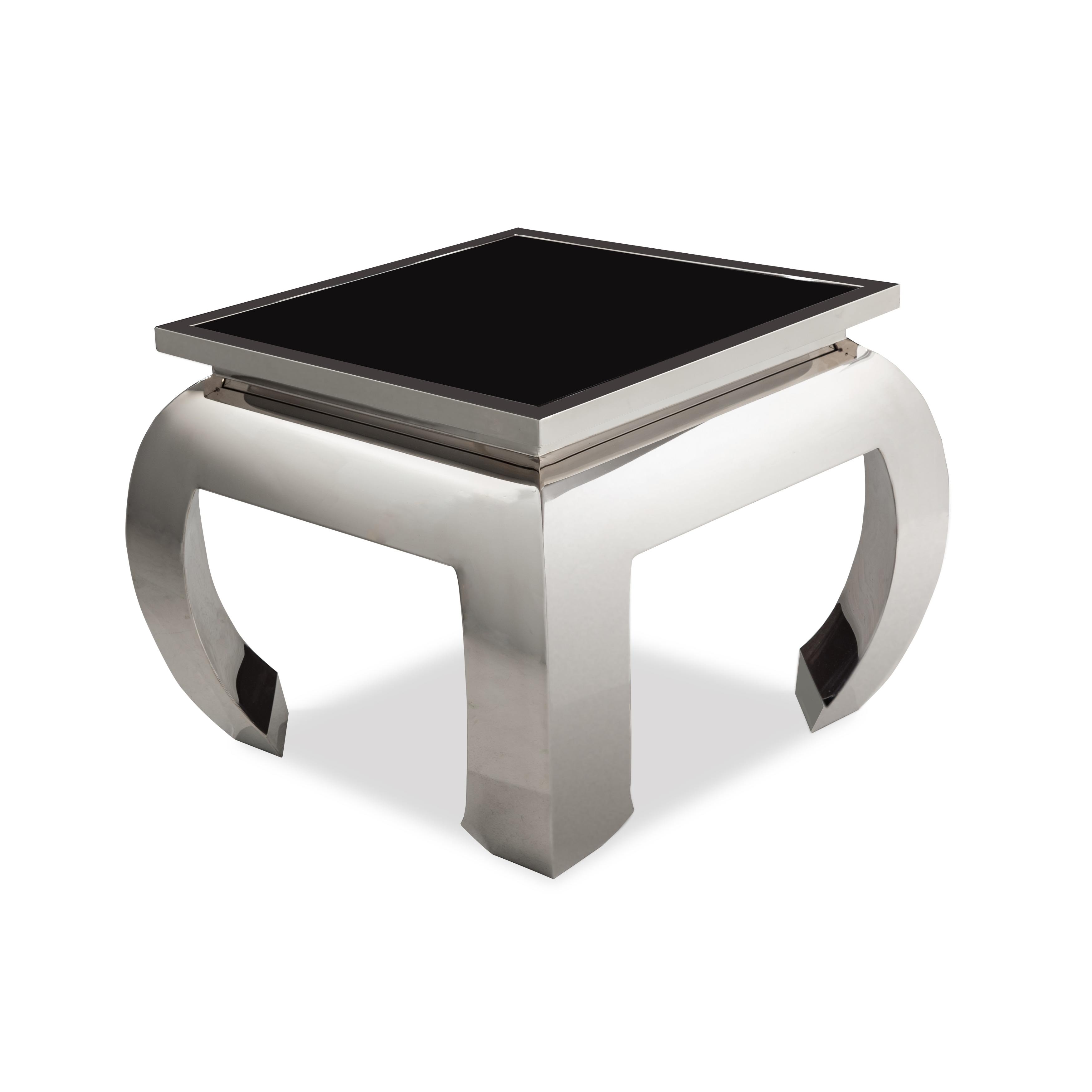 Pietro End Table by Michael Amini Free Shipping Today