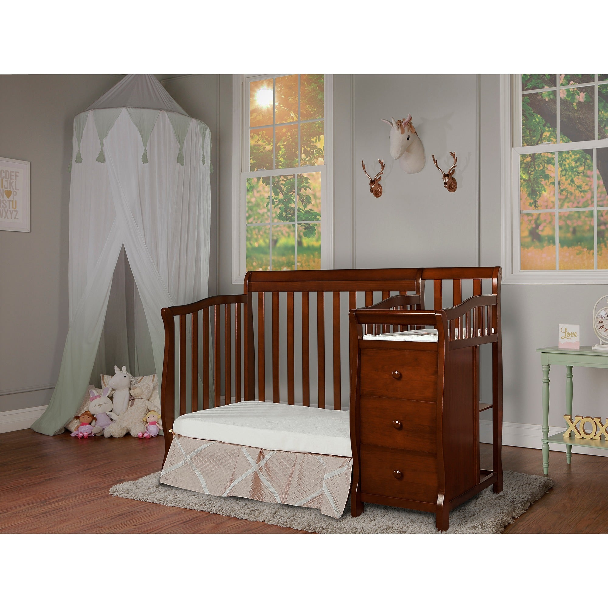 pdp baby in davinci piedmont and reviews cribs changer crib wayfair with changing ca combo kids table