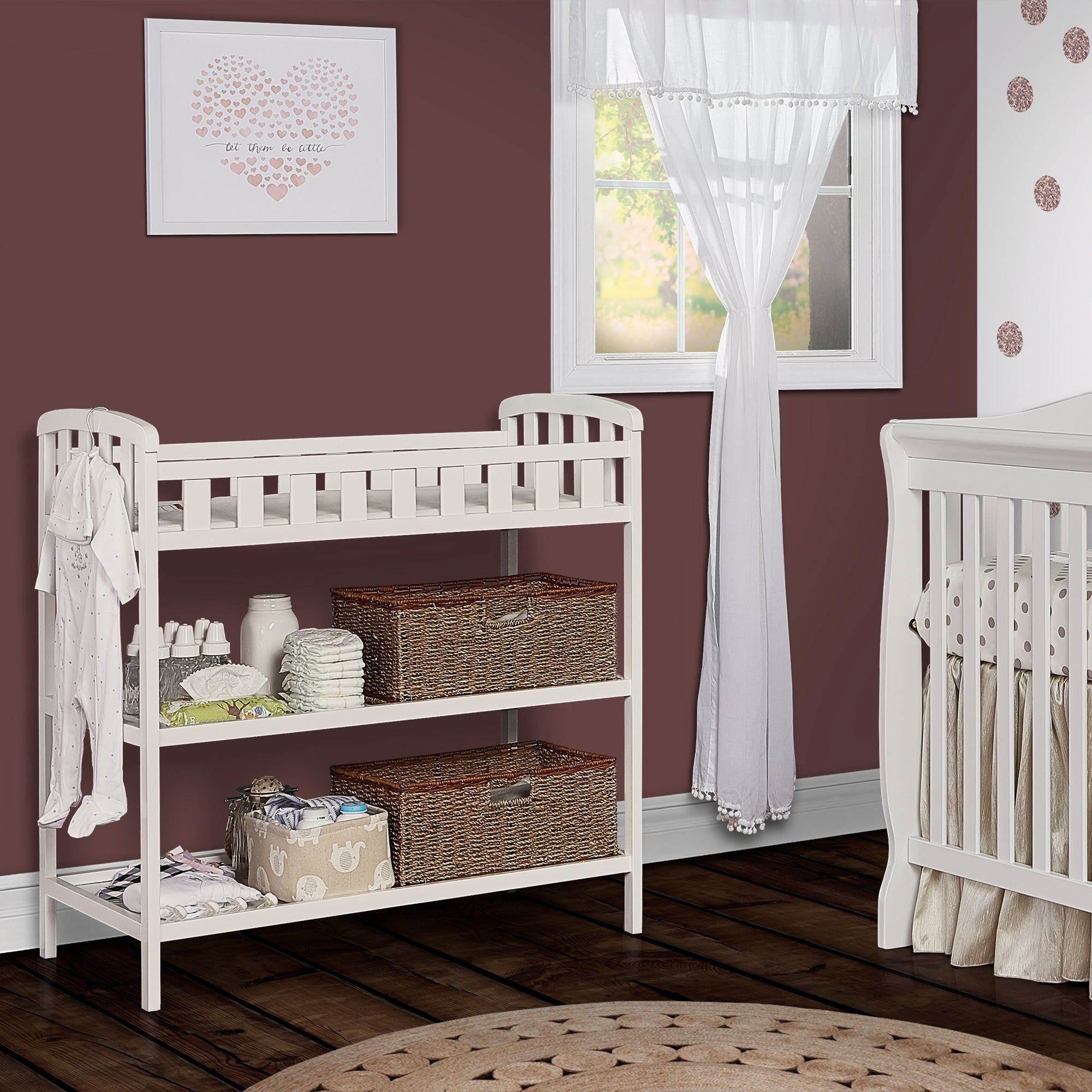 Shop Dream On Me, Emily Changing Table   Free Shipping Today   Overstock    11408338