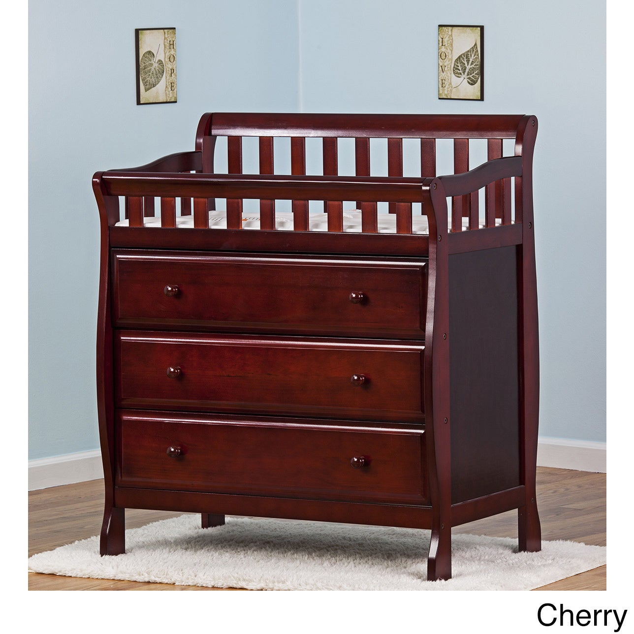 Shop Dream On Me Marcus Changing Table And Dresser   Free Shipping Today    Overstock.com   11408357