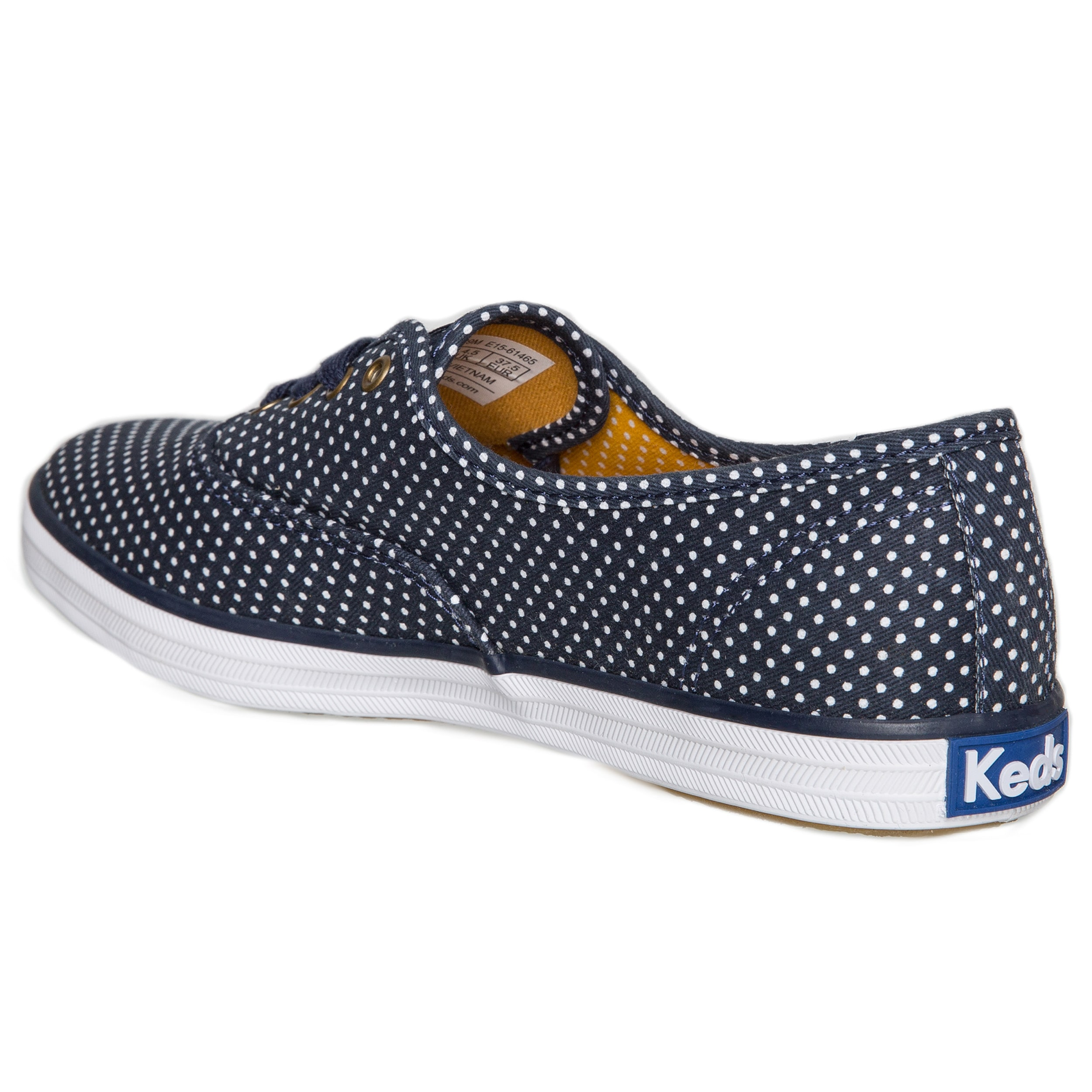 577785c4d75 Shop Keds Women s Champion Navy Micro Dot Sneakers - Free Shipping On  Orders Over  45 - Overstock - 11416476