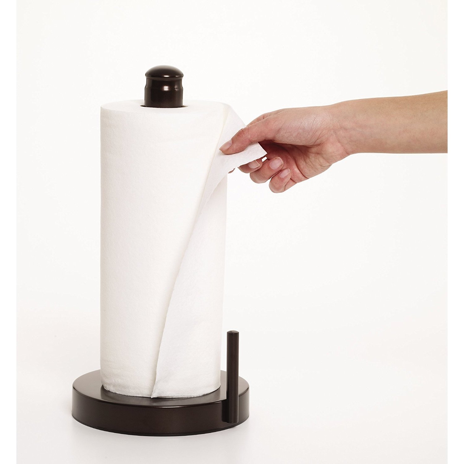 Kamenstein Perfect Tear Bronze Tone Paper Towel Holder Dispenser Free Shipping Today 11416984