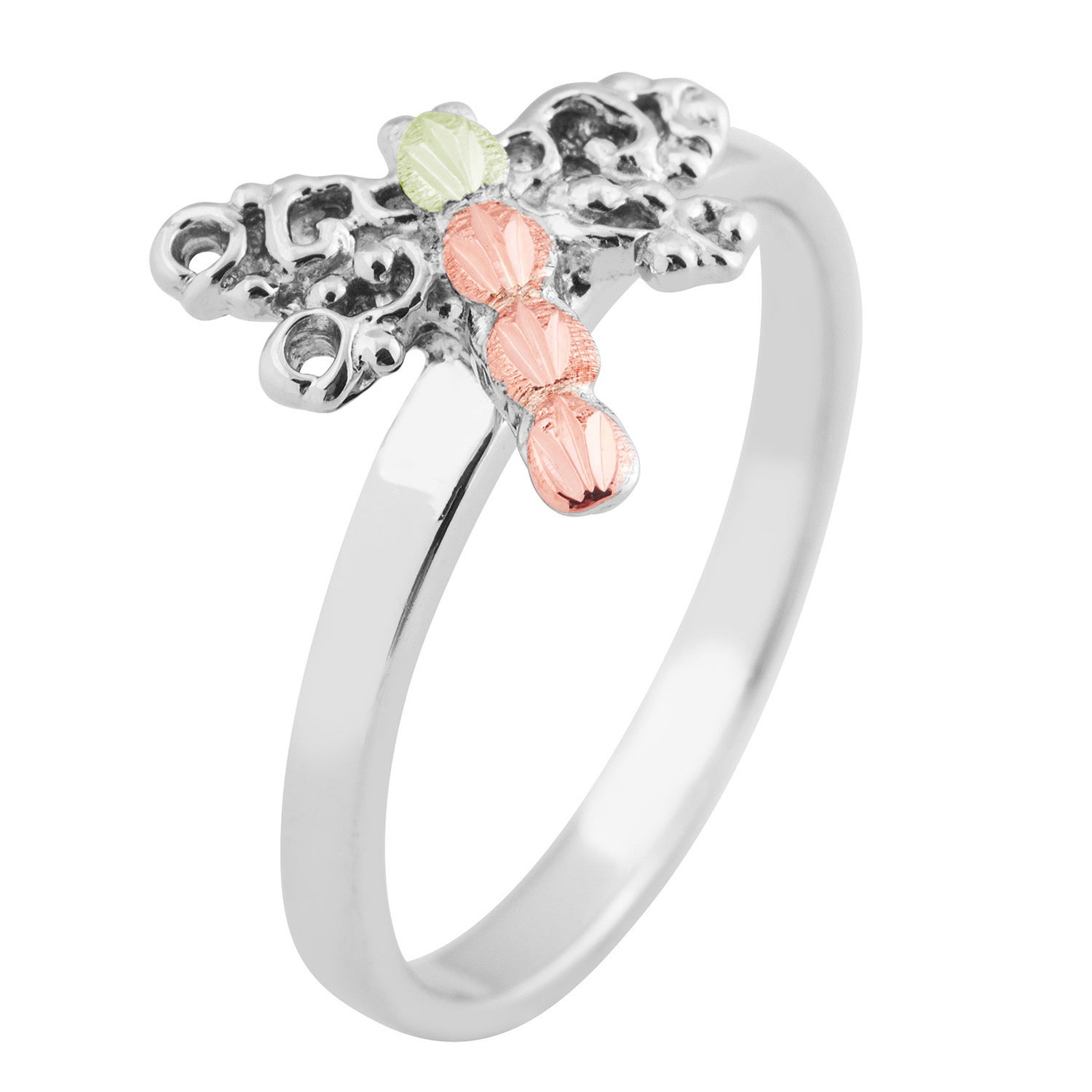 fwldkal wrap rings in dragonfly promise white diamond tw ring engagement gold wedding